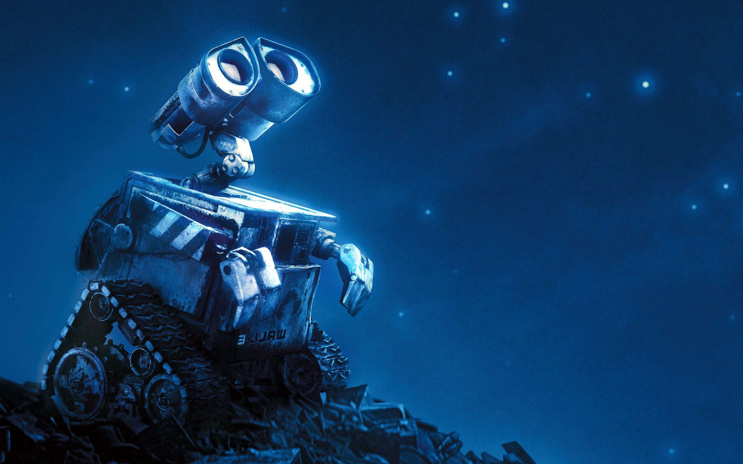 WALL-E Wallpapers - Fondo de pantalla de la cueva