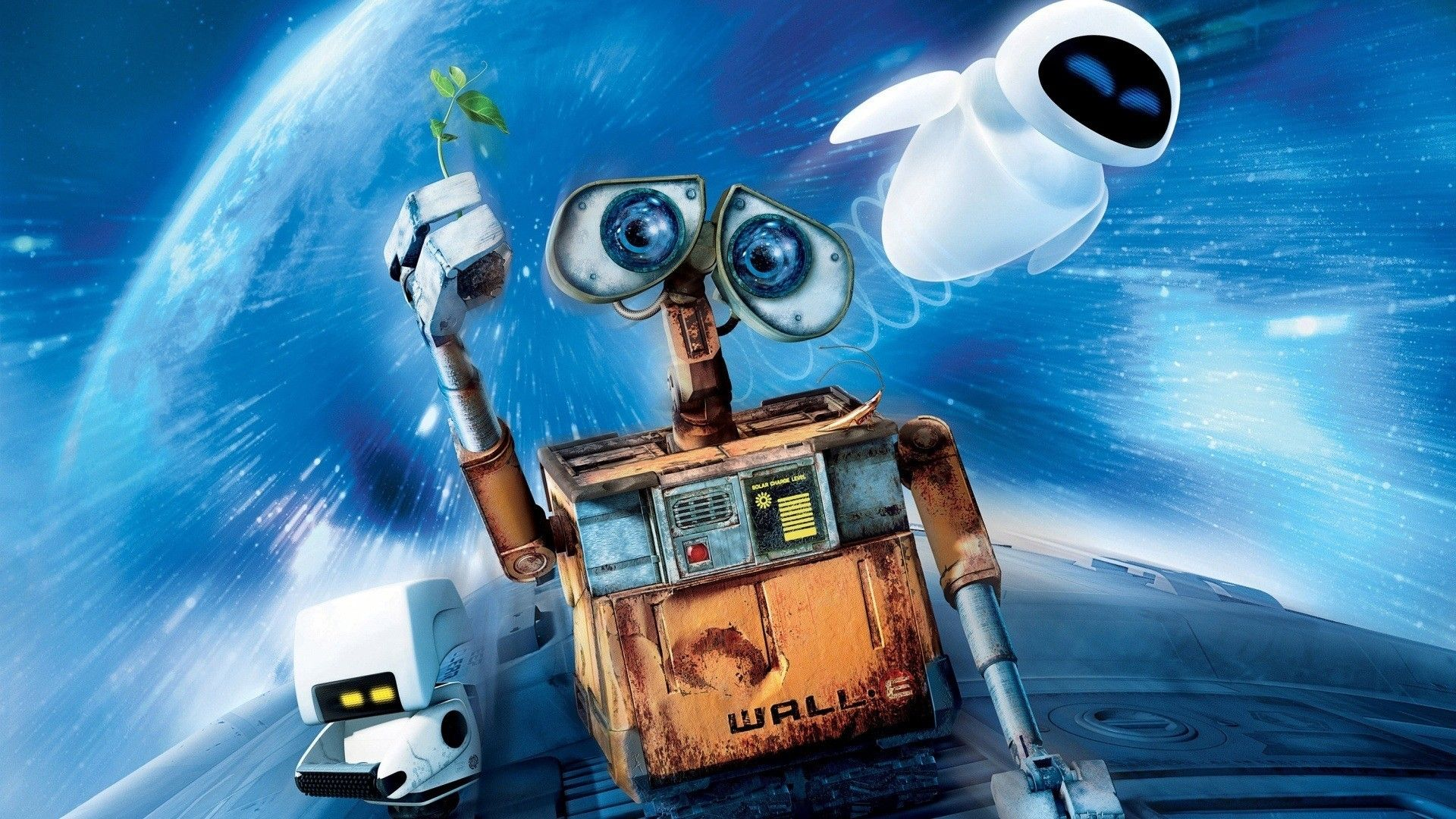 Wall · E Papel pintado 17 - 1920 X 1080 | stmed.net
