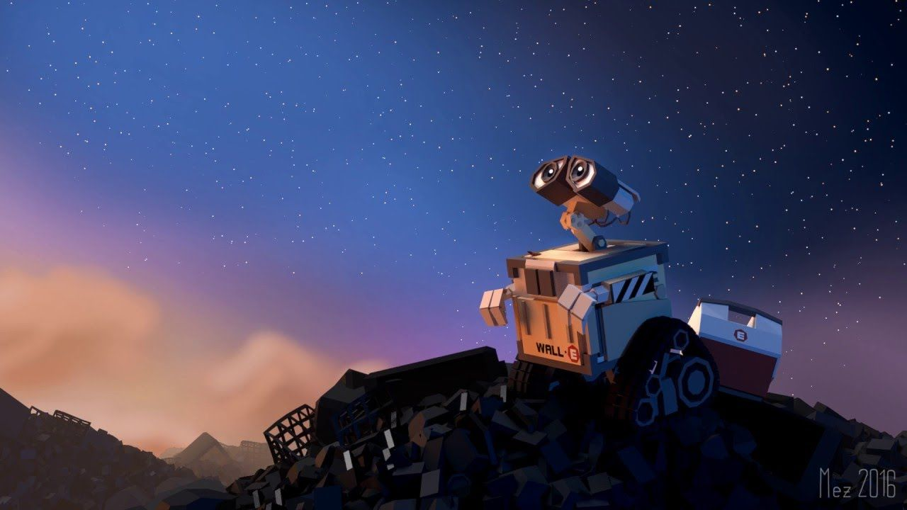 Fondos HD de Caren Wall E Wallpaper