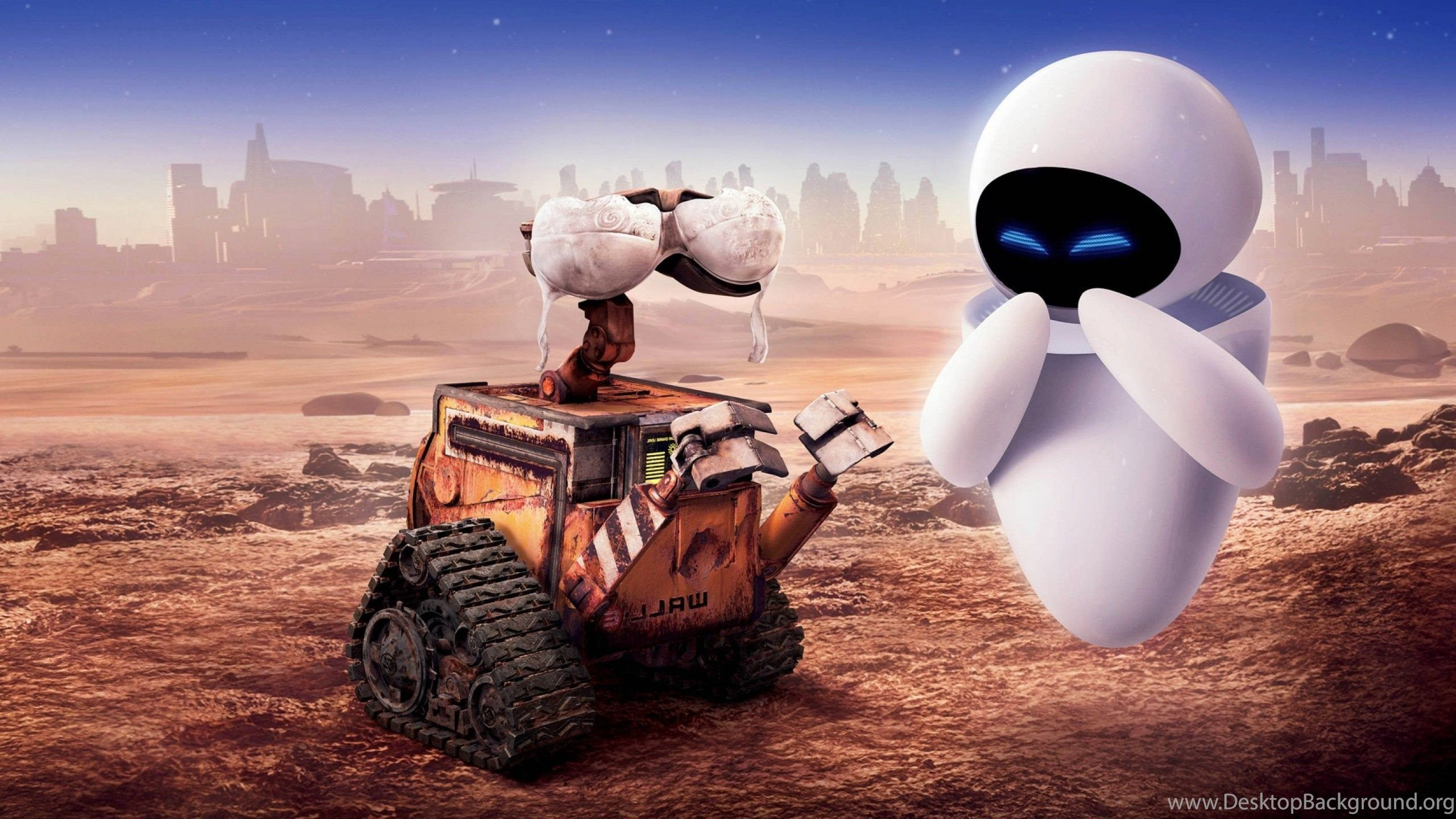 Wall E HD Wallpapers 1920x1080 (1) Fondo de escritorio