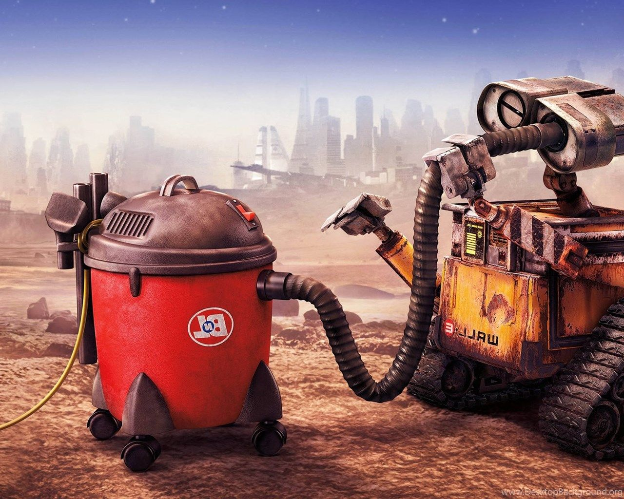 Wall E Wallpapers HD Wallpapers Fondo de escritorio