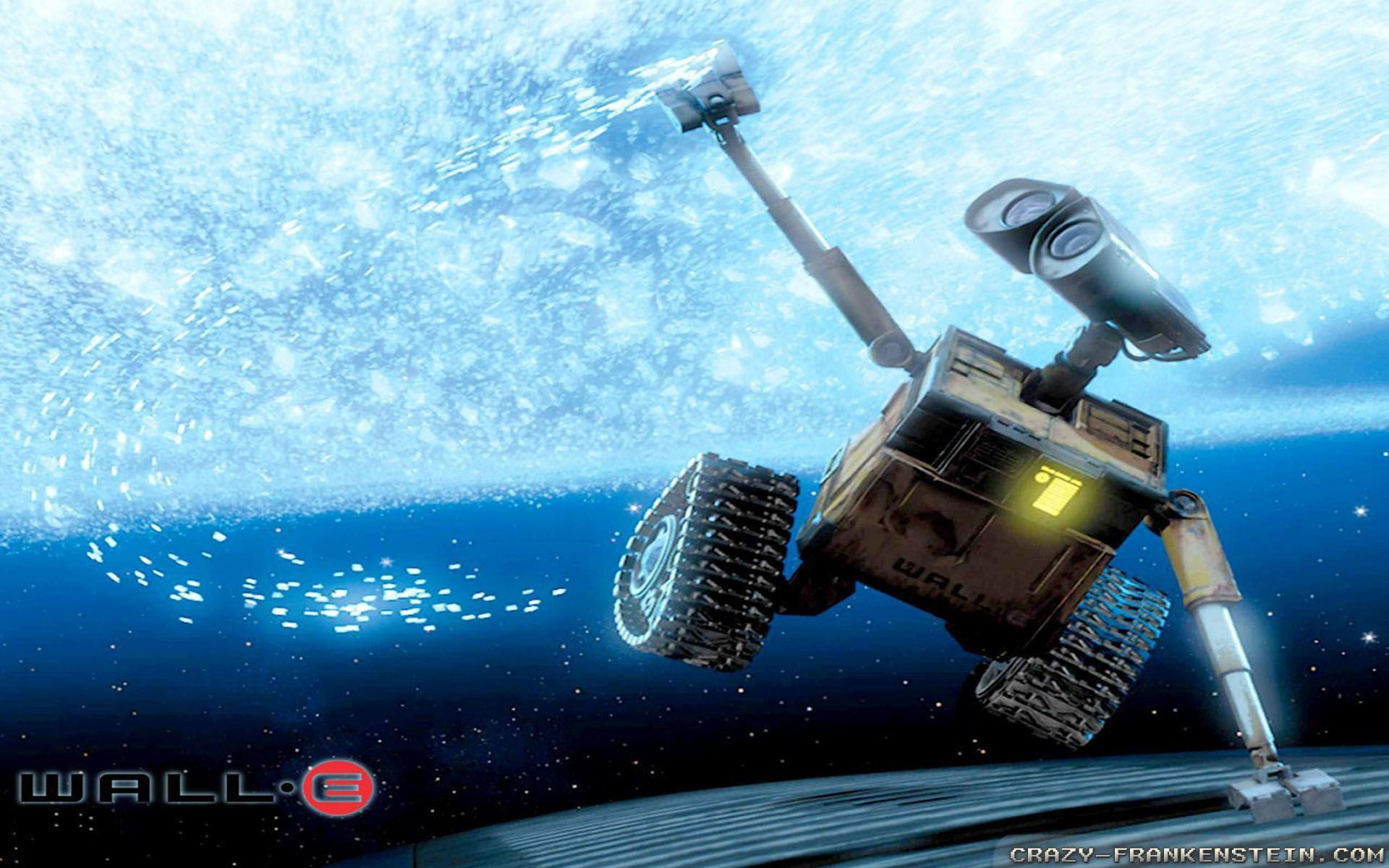 películas, Disney Pixar, WALL · E Wallpapers HD / Desktop y Mobile 1600