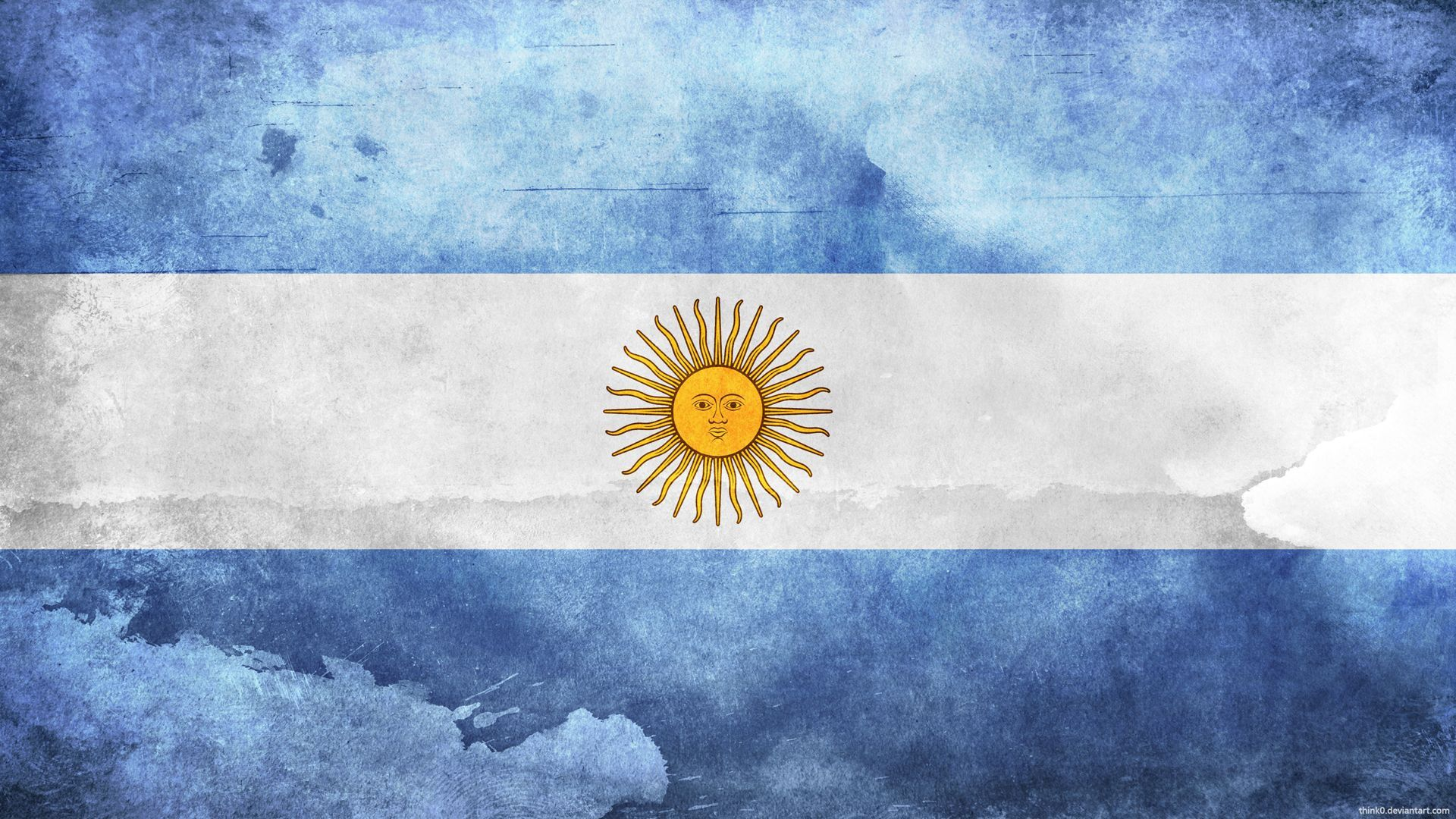 Argentina Flag Wallpapers