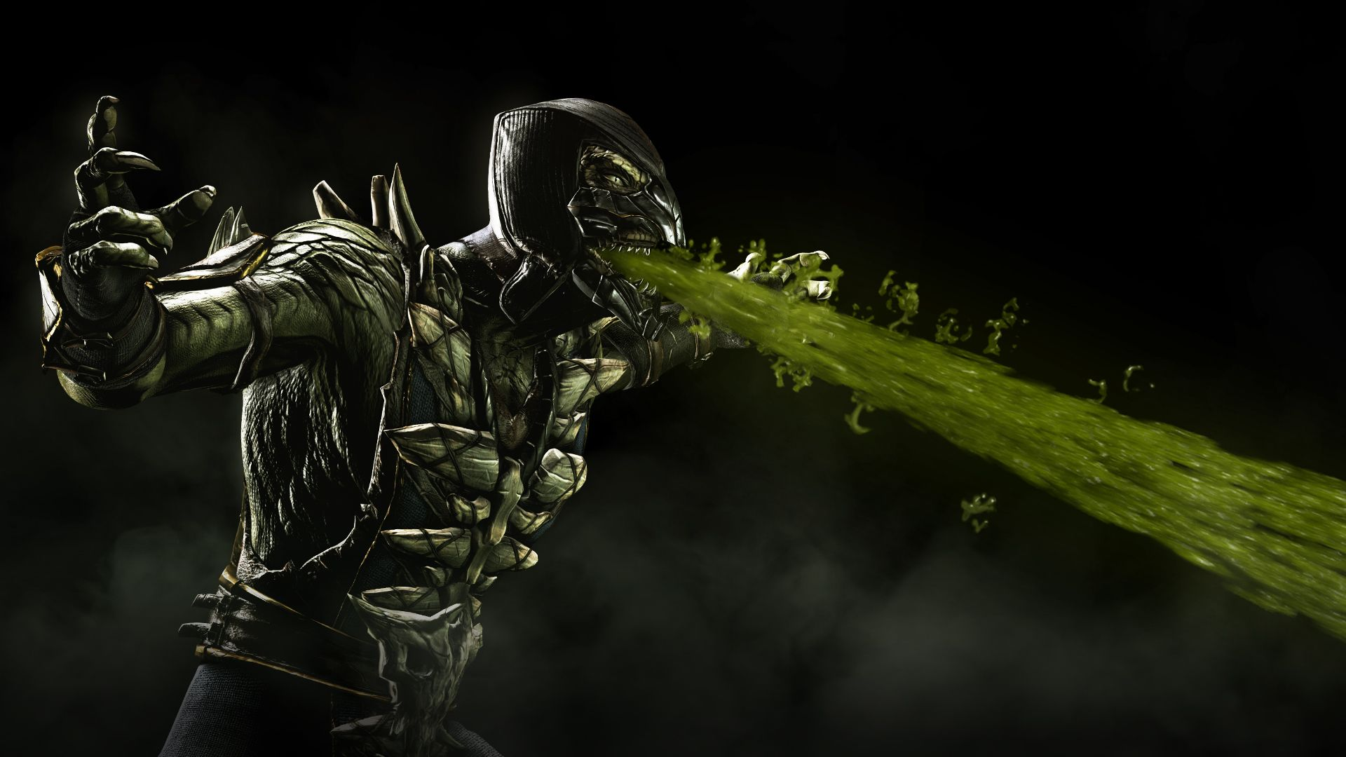 Mortal Kombat Reptile Wallpapers - Top gratis Mortal Kombat Reptile