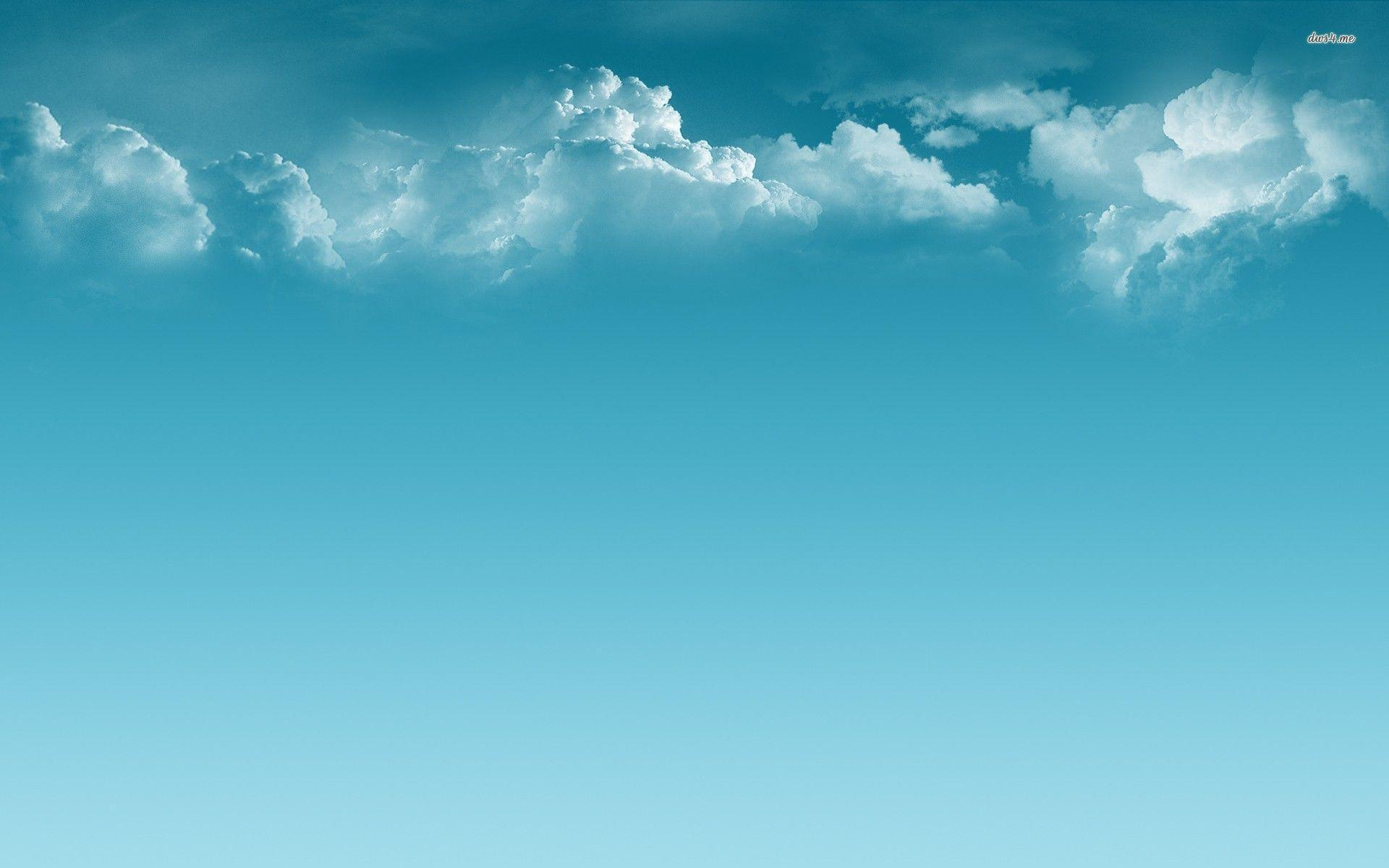 1920x1200 Sky Blue Wallpapers