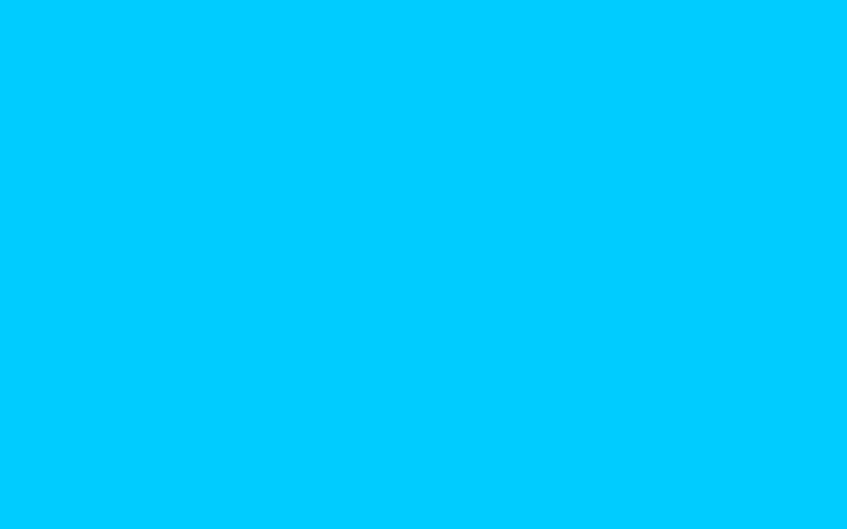 2880x1800 Plain Sky Blue Wallpapers