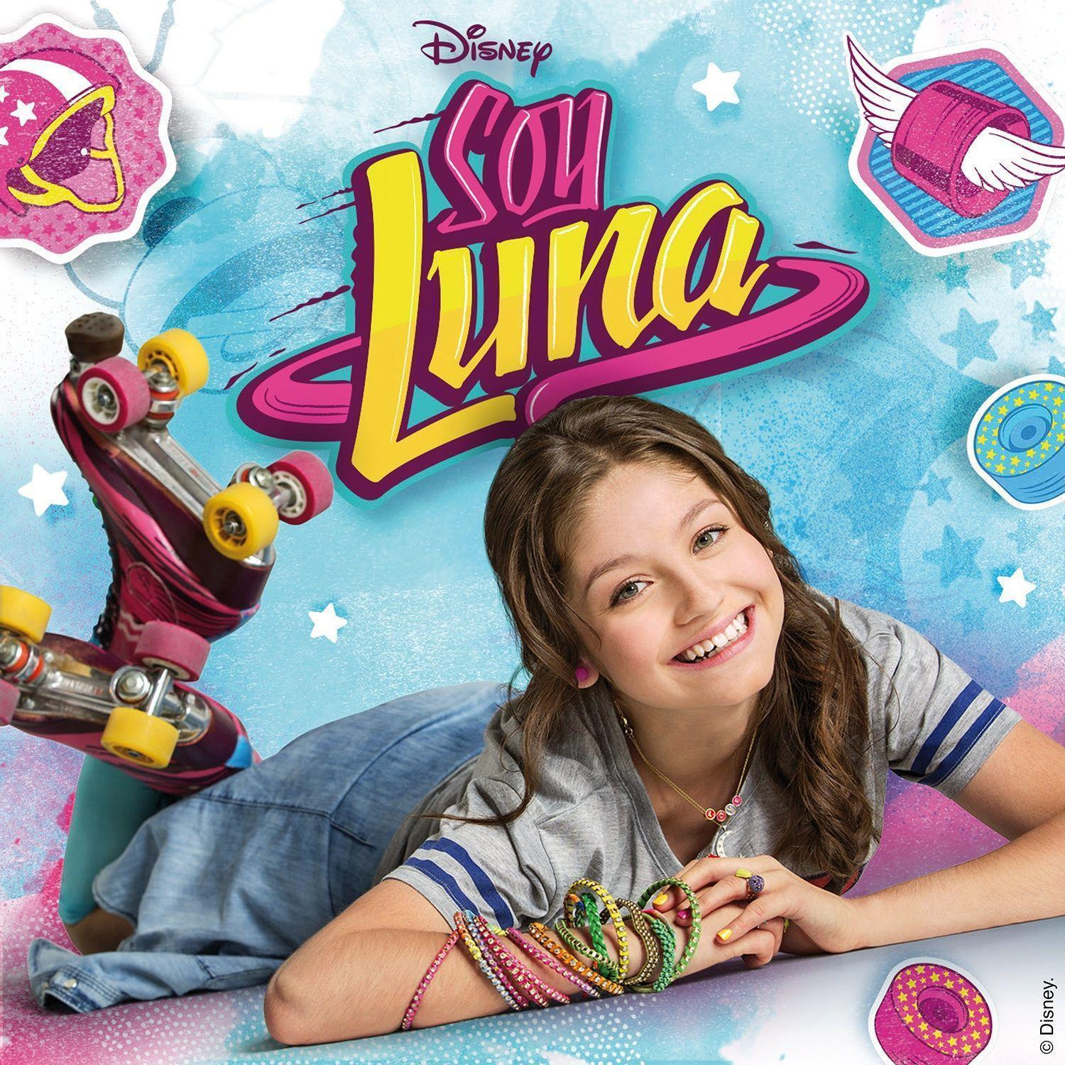 1500x1500 Soy Luna Wallpapers