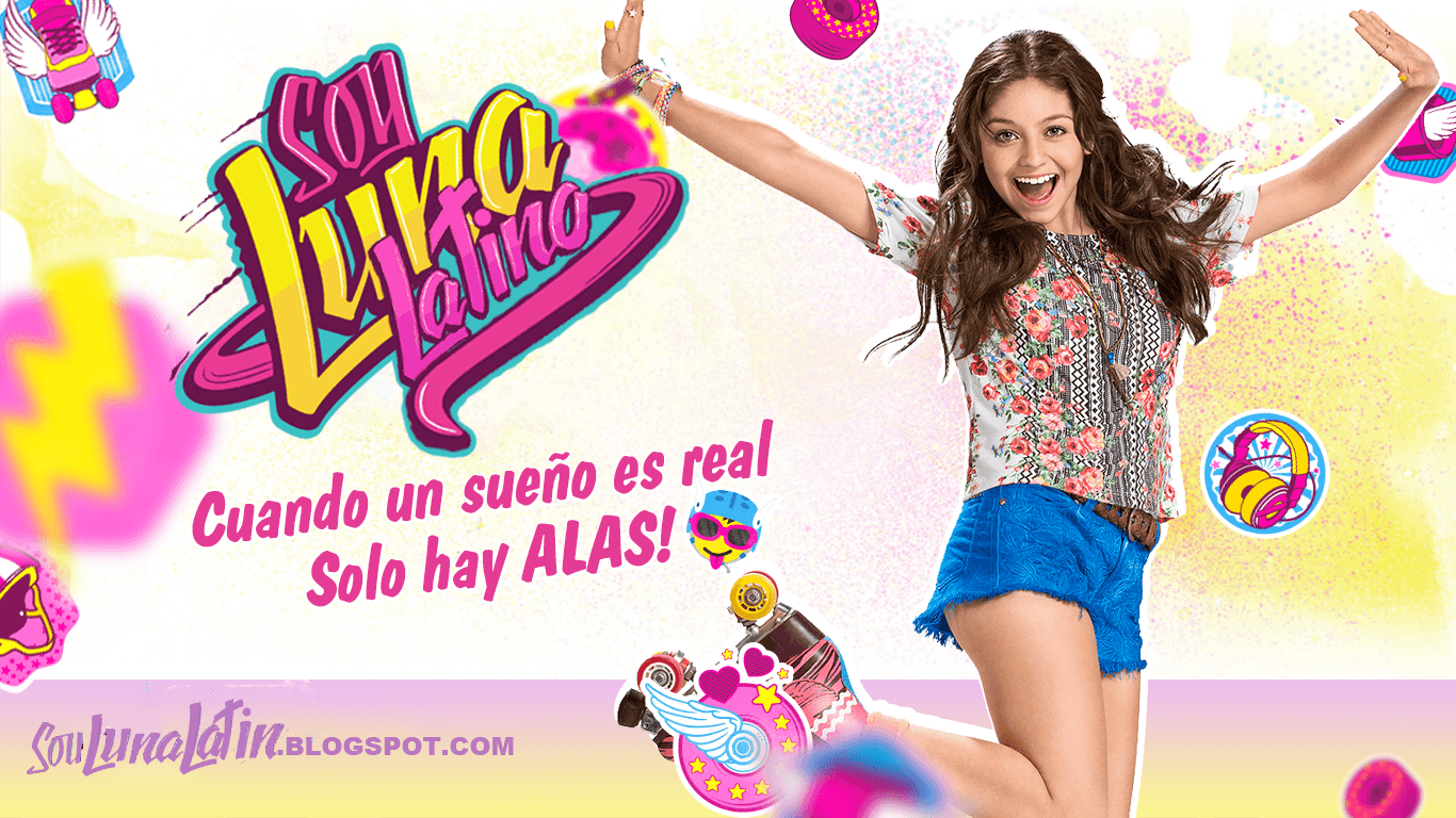 1366x768 Soy Luna Wallpapers