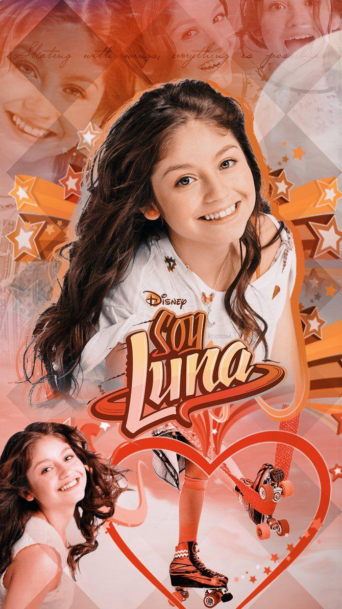 670x1191 Soy Luna Wallpapers