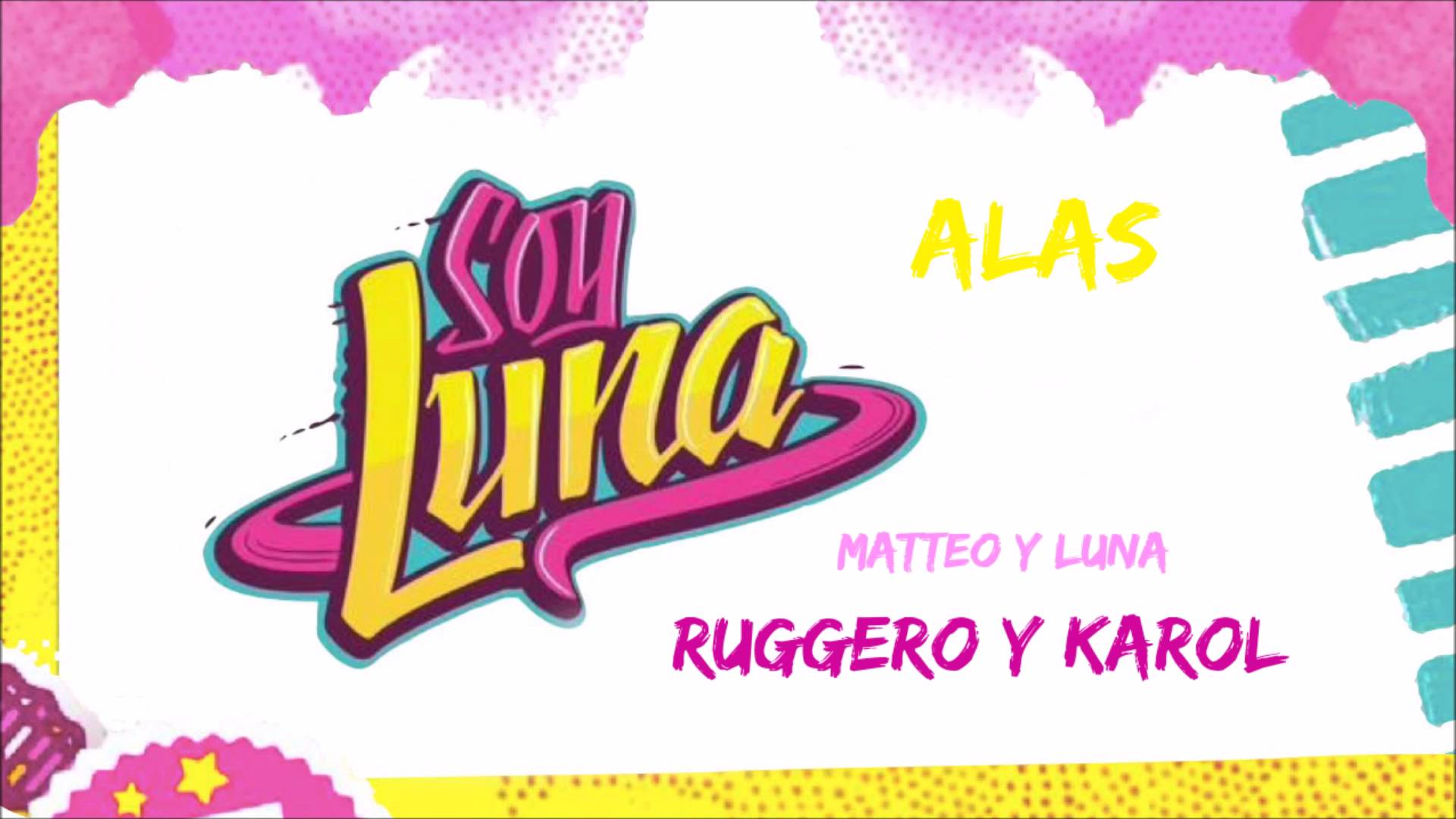 1920x1080 Soy Luna Wallpapers