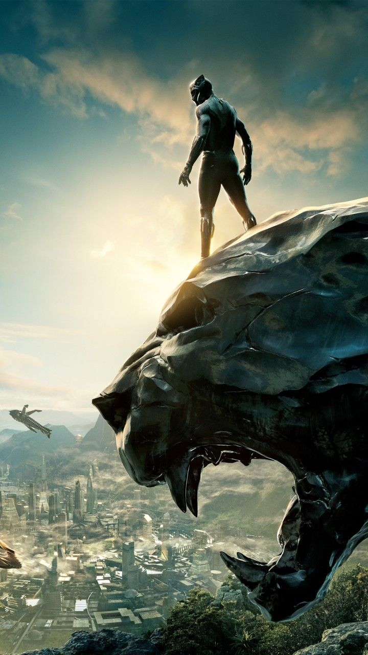 Black Panther 2018 4K Fondos de pantalla | HD Wallpapers | ID # 21029