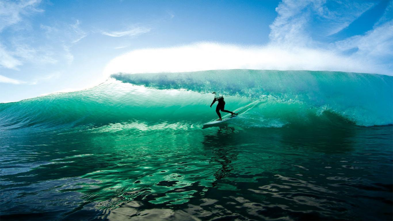 1366x768 HD Surfing Wallpapers