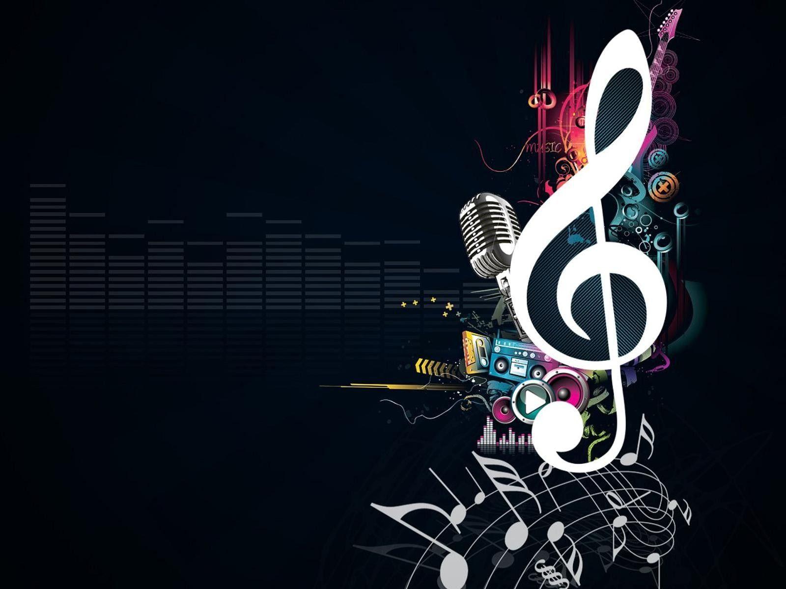 Fondos De Pantalla De Música Fondosmil