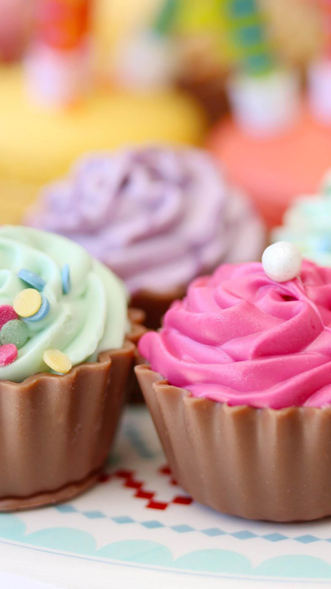 Cupcakes Wallpapers HD para Android - APK Descargar