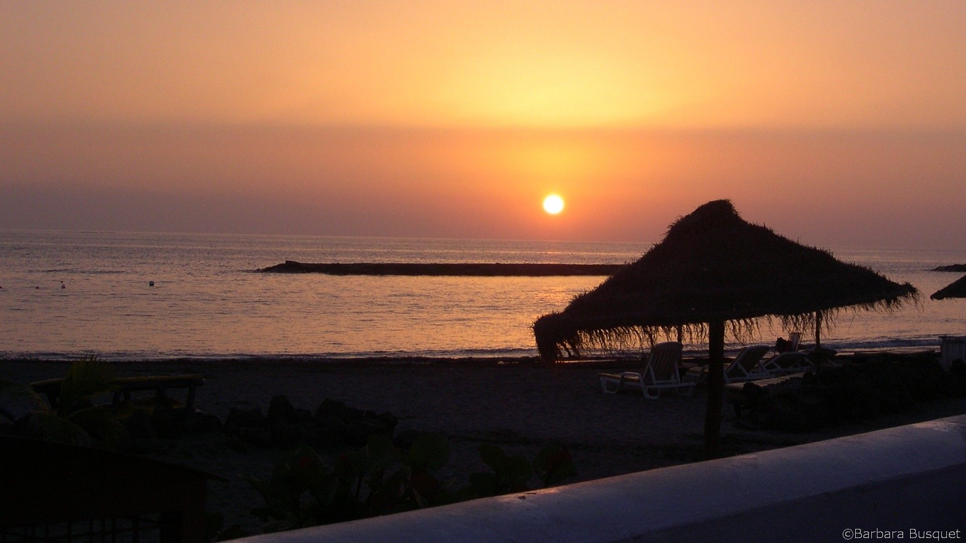 Tenerife al atardecer - Barbaras HD Wallpapers