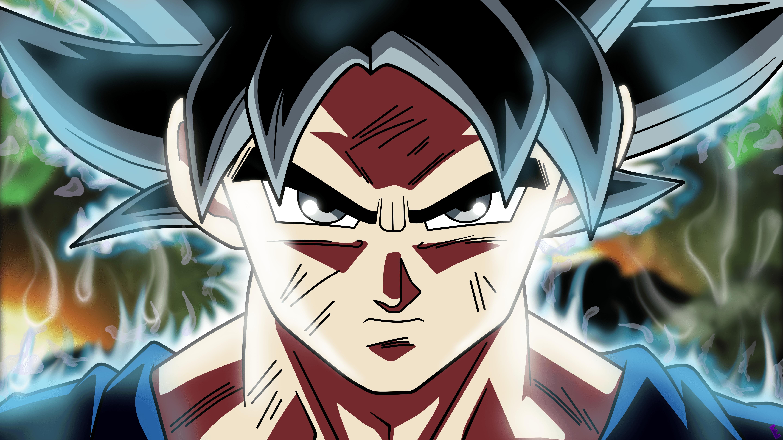 Fondos De Pantalla De Goku Ultra Instinto Fondosmil