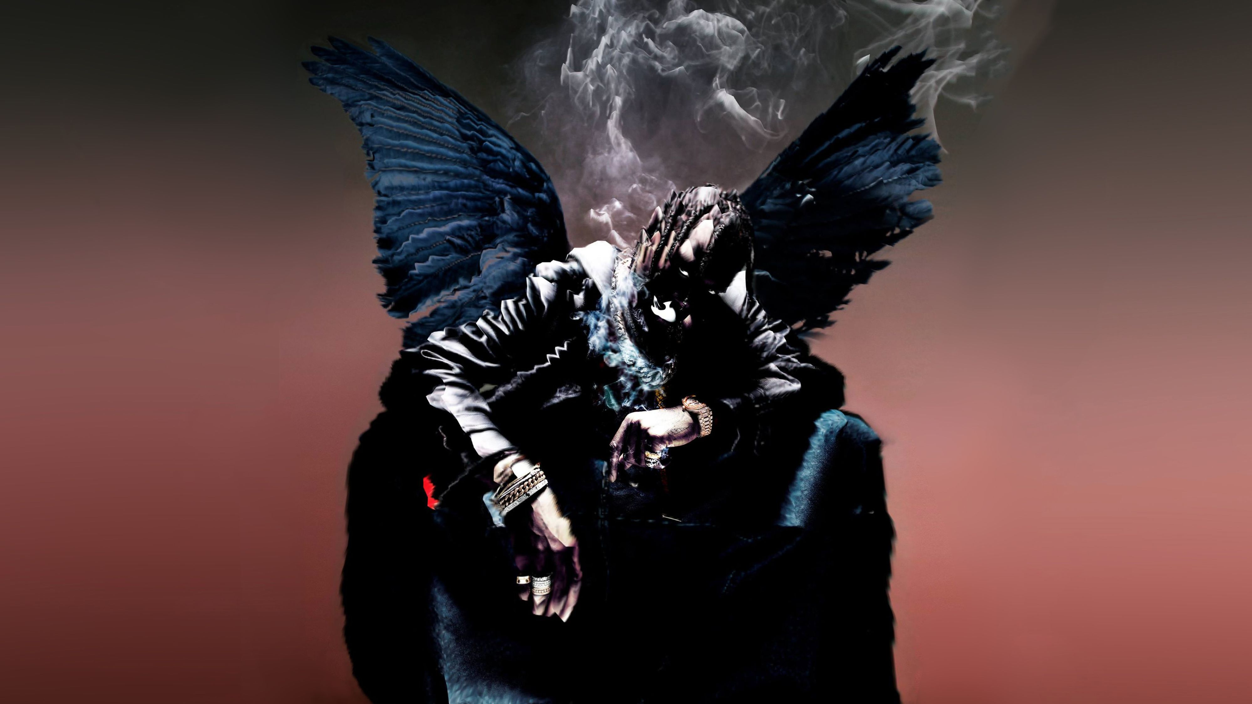 Birds in the Trap Sing McKnight (Fondo de pantalla 4k) - Álbum en Imgur