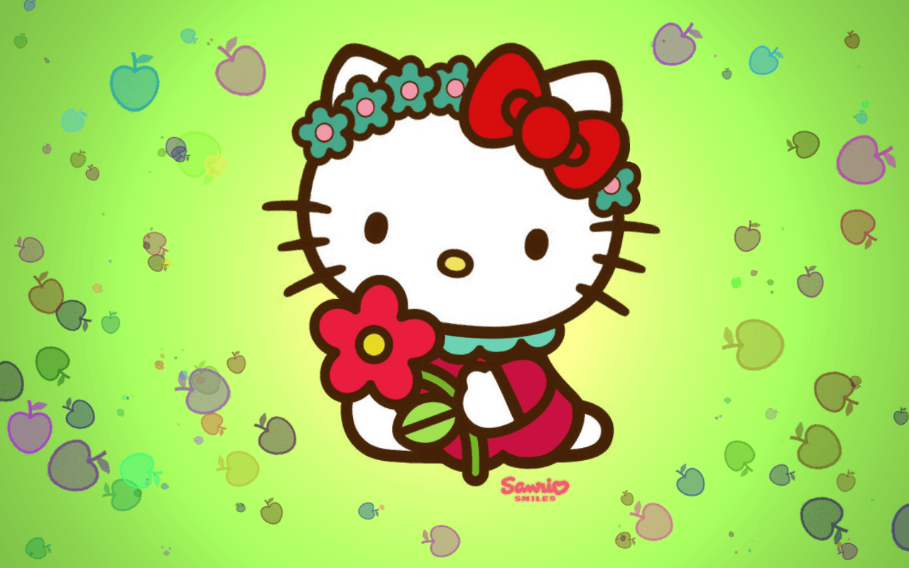 Hello Kitty HD Wallpapers