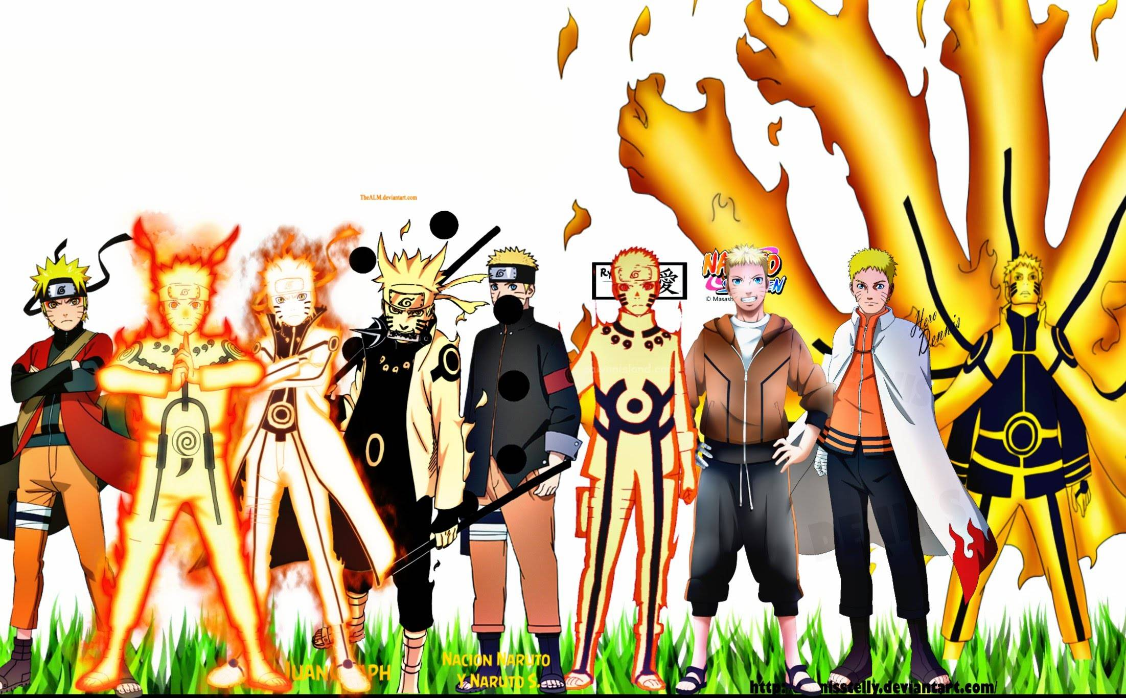 Fondos de Naruto - descargar HD - digitalimagemakerworld.com gratis