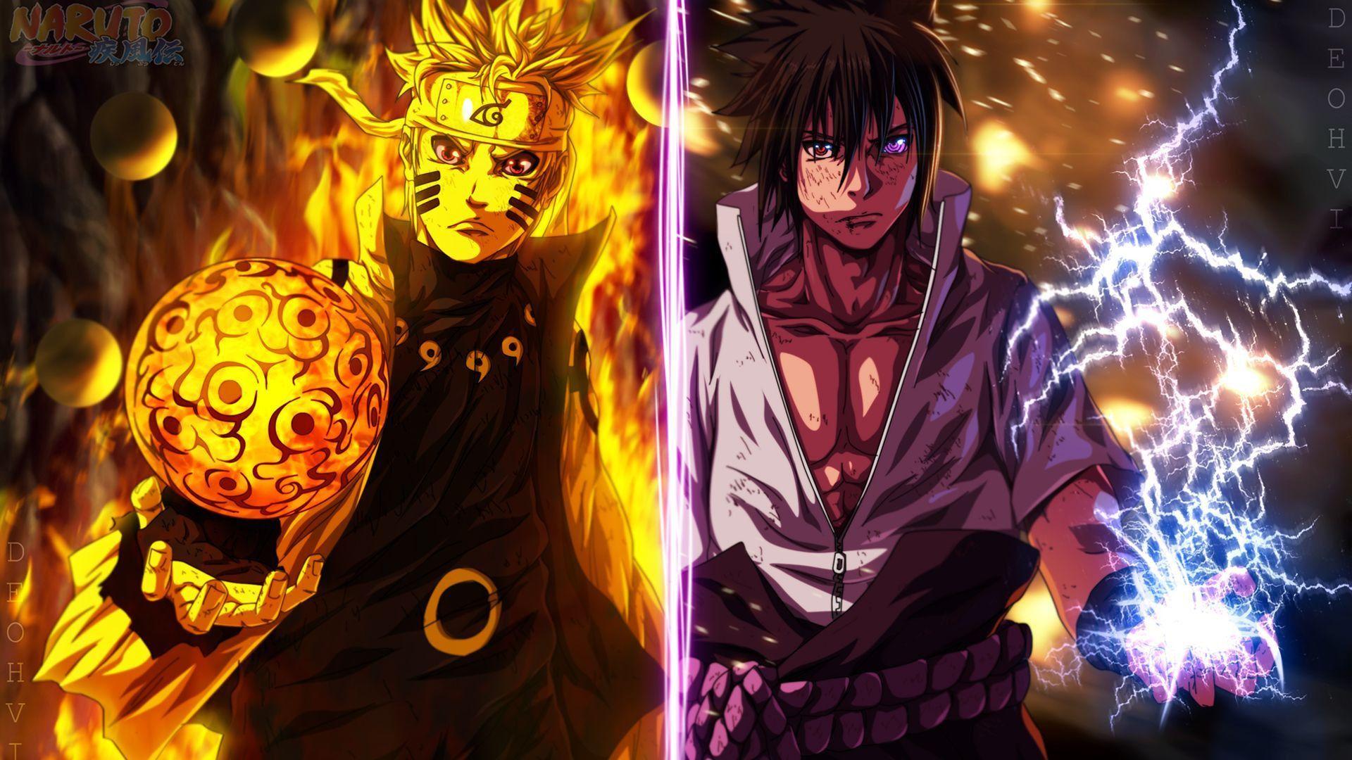 Fondos De Pantalla De Naruto Fondosmil