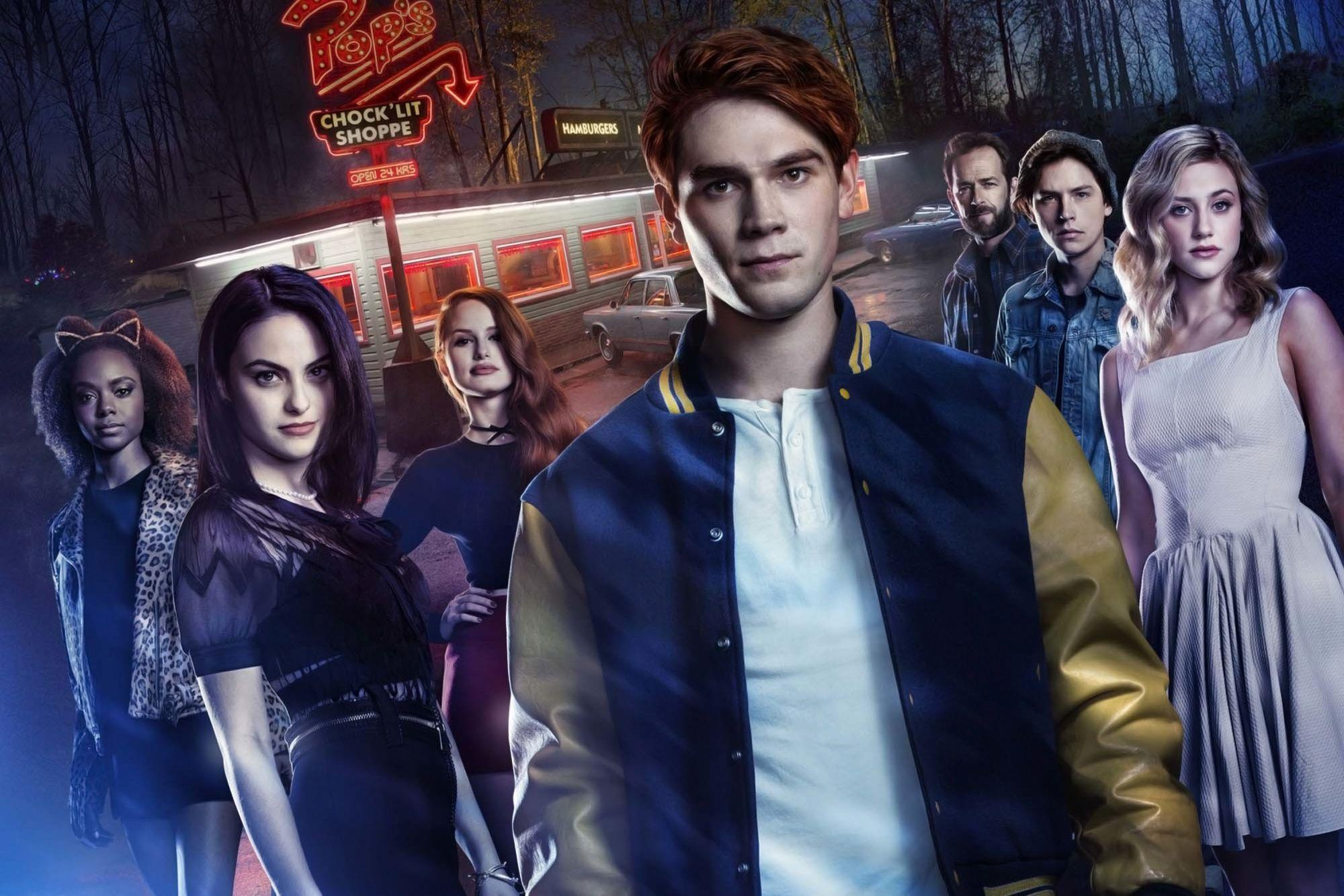 2000x1334 Riverdale Wallpapers