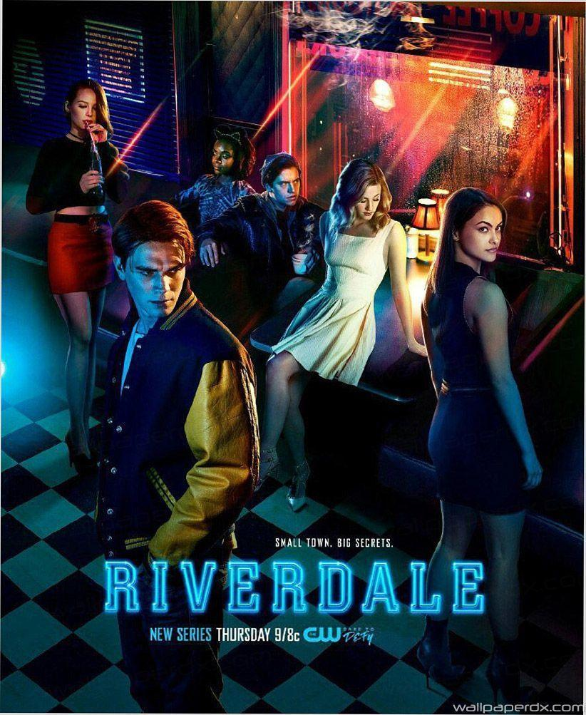 822x1003 Riverdale Wallpapers