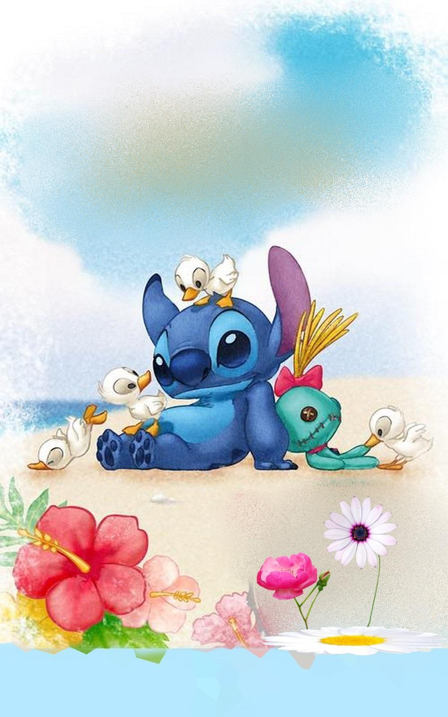 Lilo Stitch Art Wallpaper para Android - APK Descargar