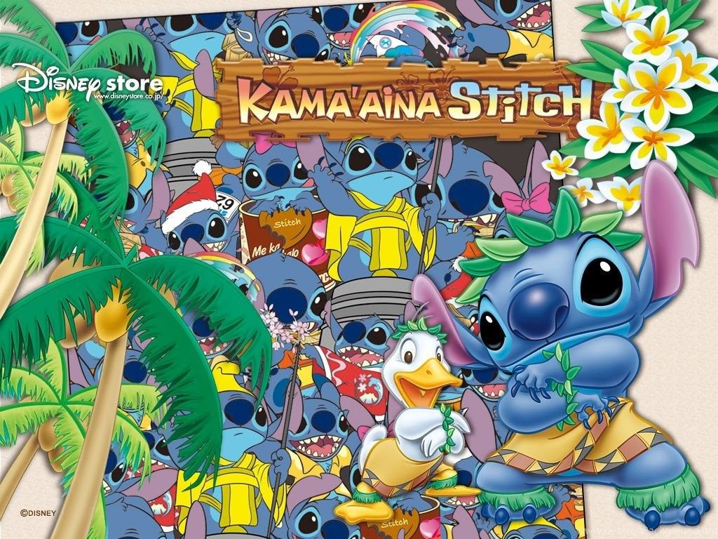 Stitch Wallpapers Lilo & Stitch Wallpapers (2428623) Fanpop Desktop