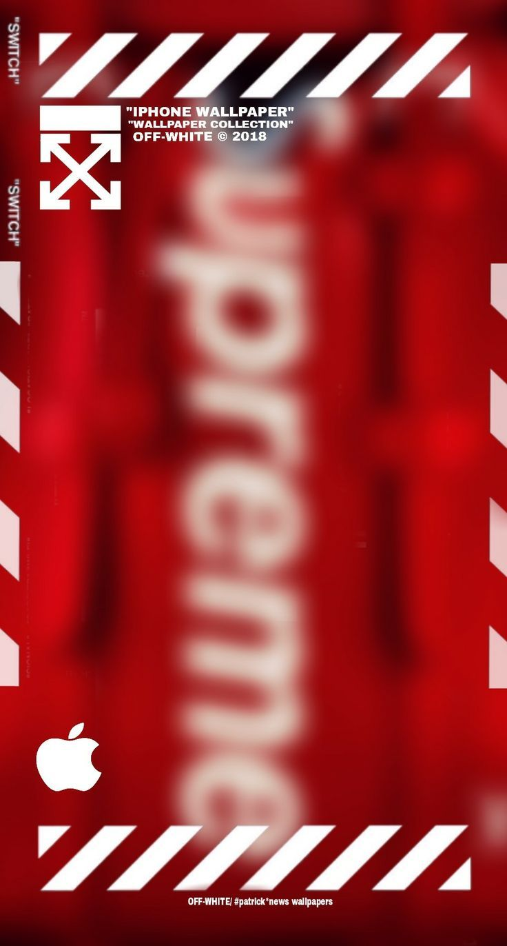Off-White Wallpaper: Off white & Supreme wallpaper - Mejores fondos de pantalla