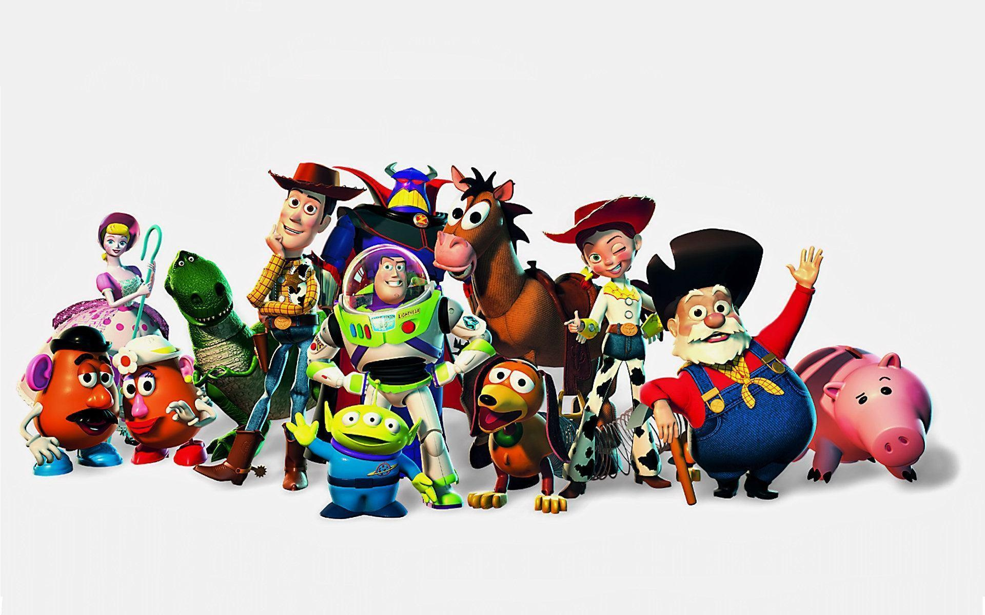 Toy Story HD Wallpapers