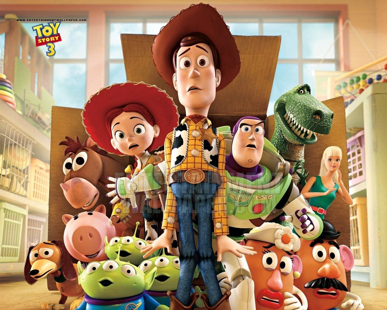 Toy Story Wallpapers 0.34 Mb - 4USkY