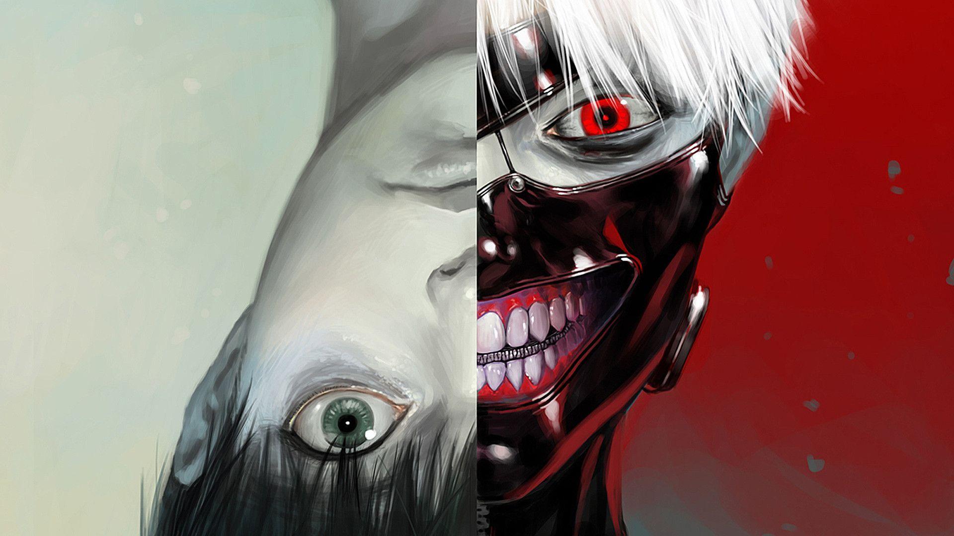 Fondos De Pantalla De Tokyo Ghoul Fondosmil