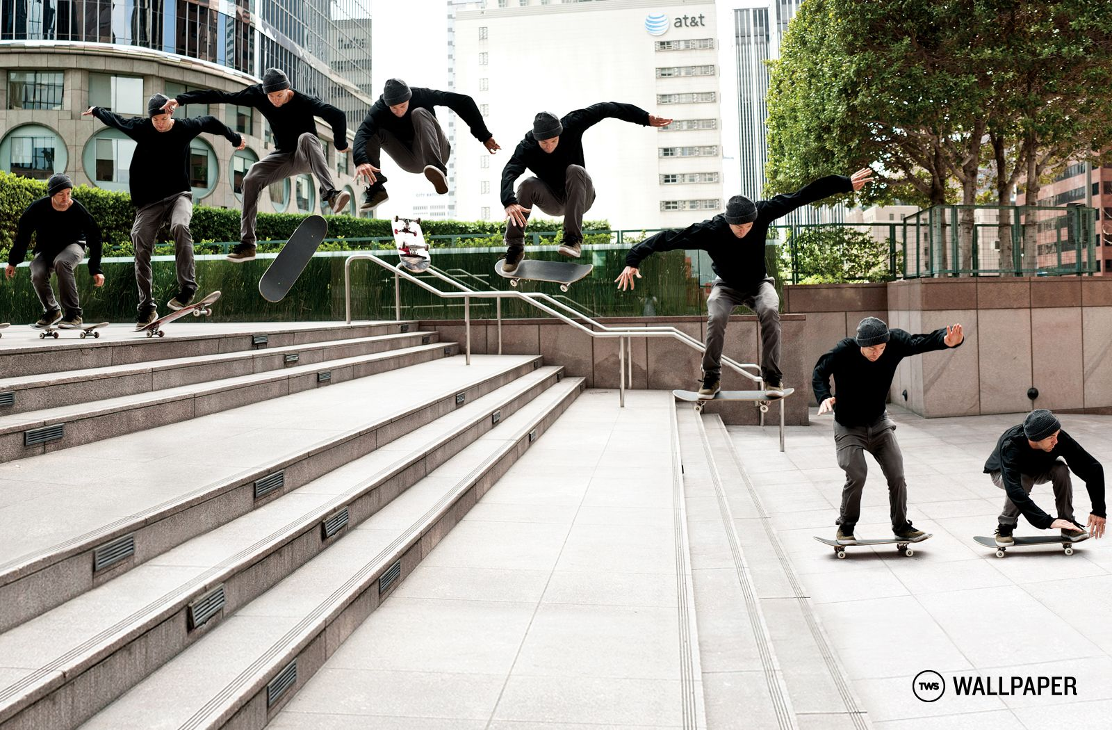 Miércoles Wallpaper: Andrew Reynolds | TransWorld SKATEboarding
