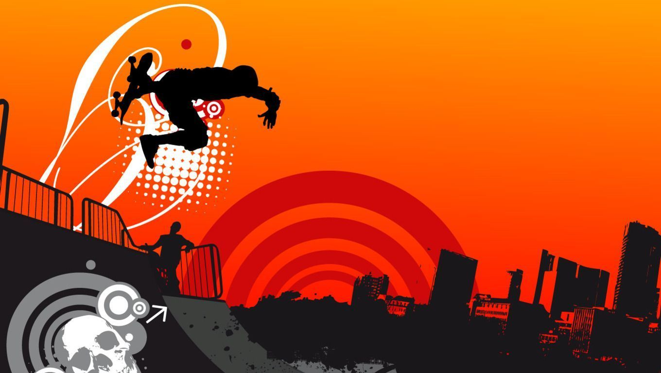 55+ Skate Wallpapers - Descargar