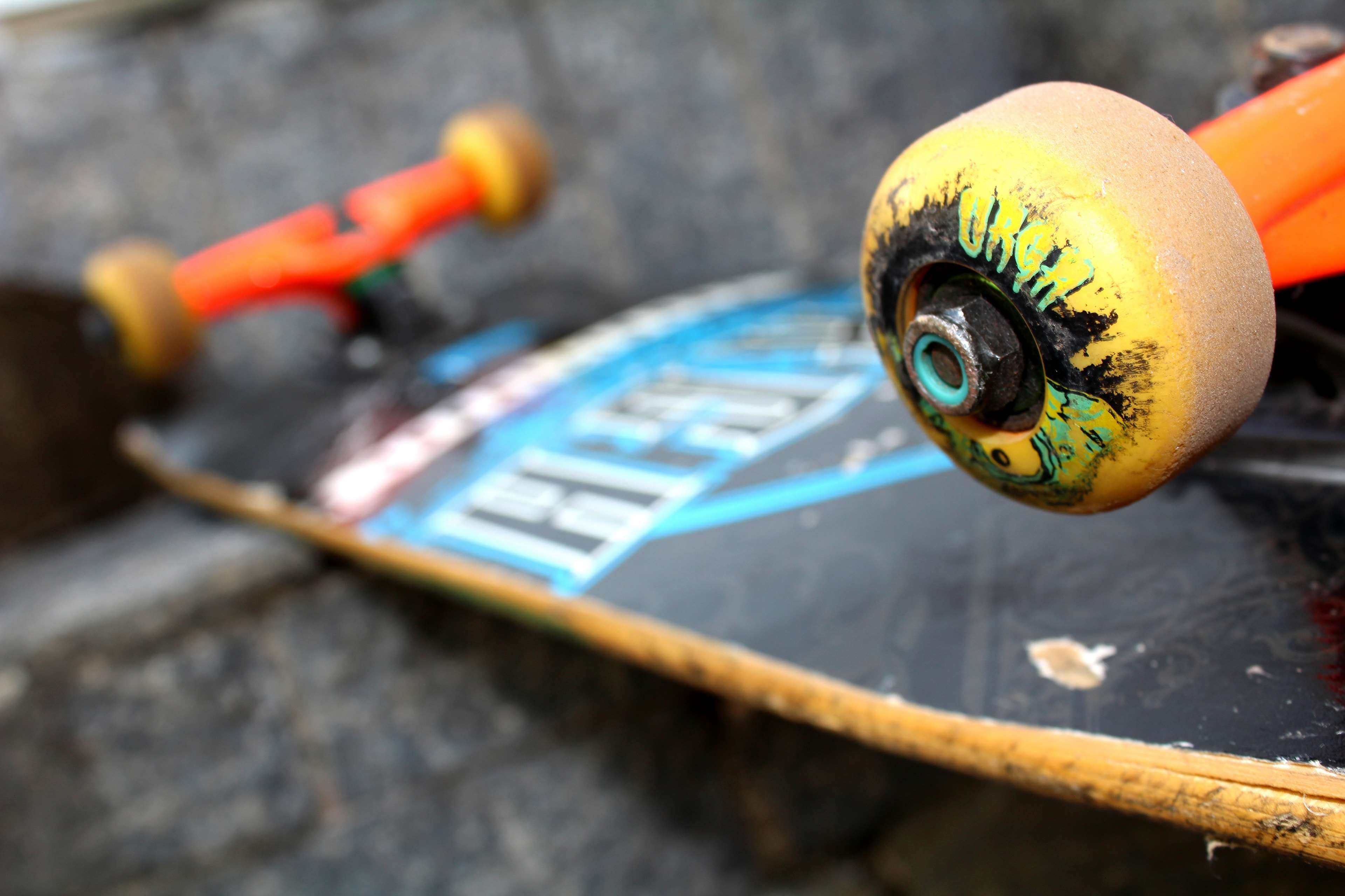 3062843 lucas soares, skate, skateboard, wallpaper, wheel 4k