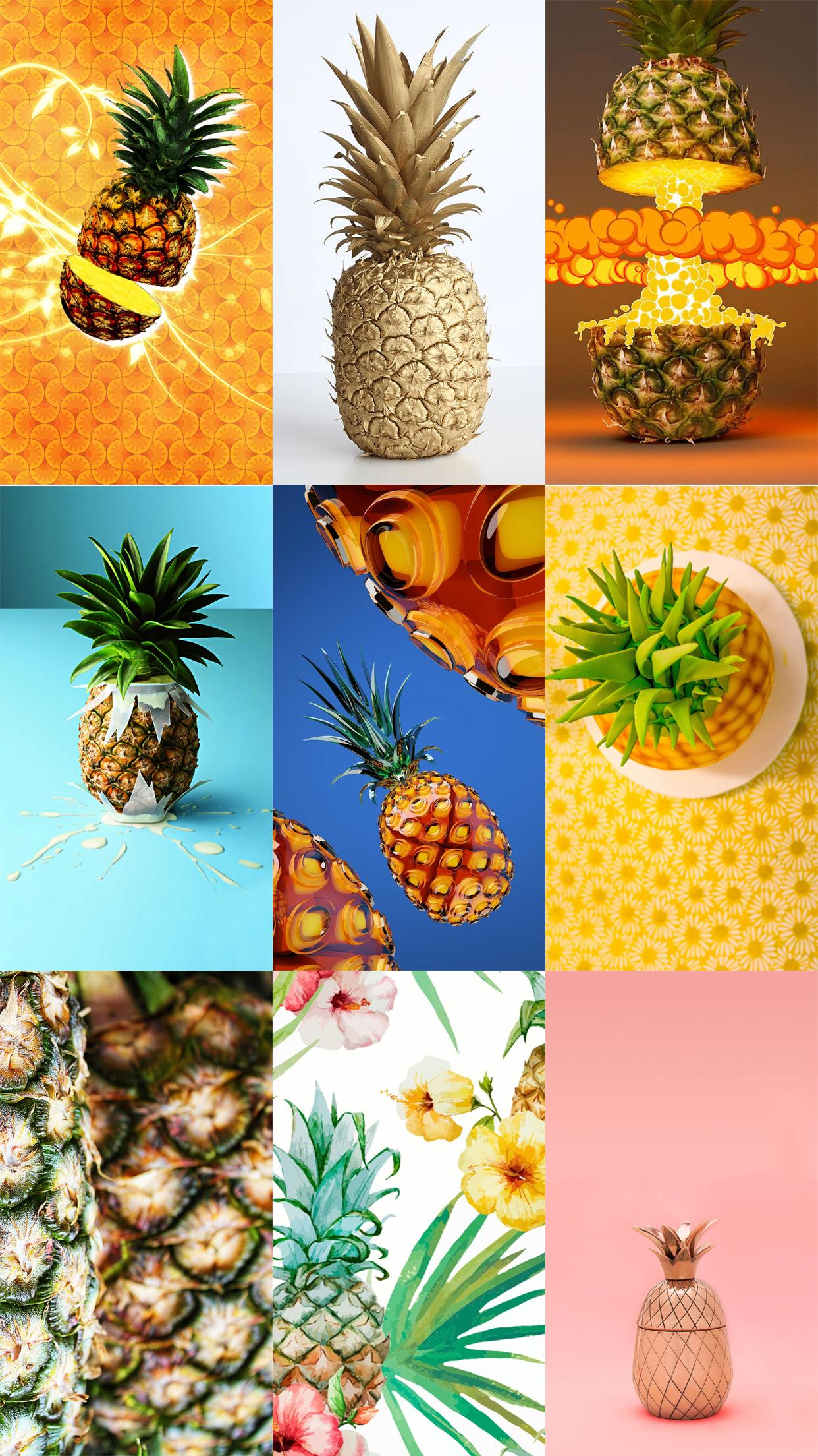 Pineapple Wallpapers HD para Android - APK Descargar