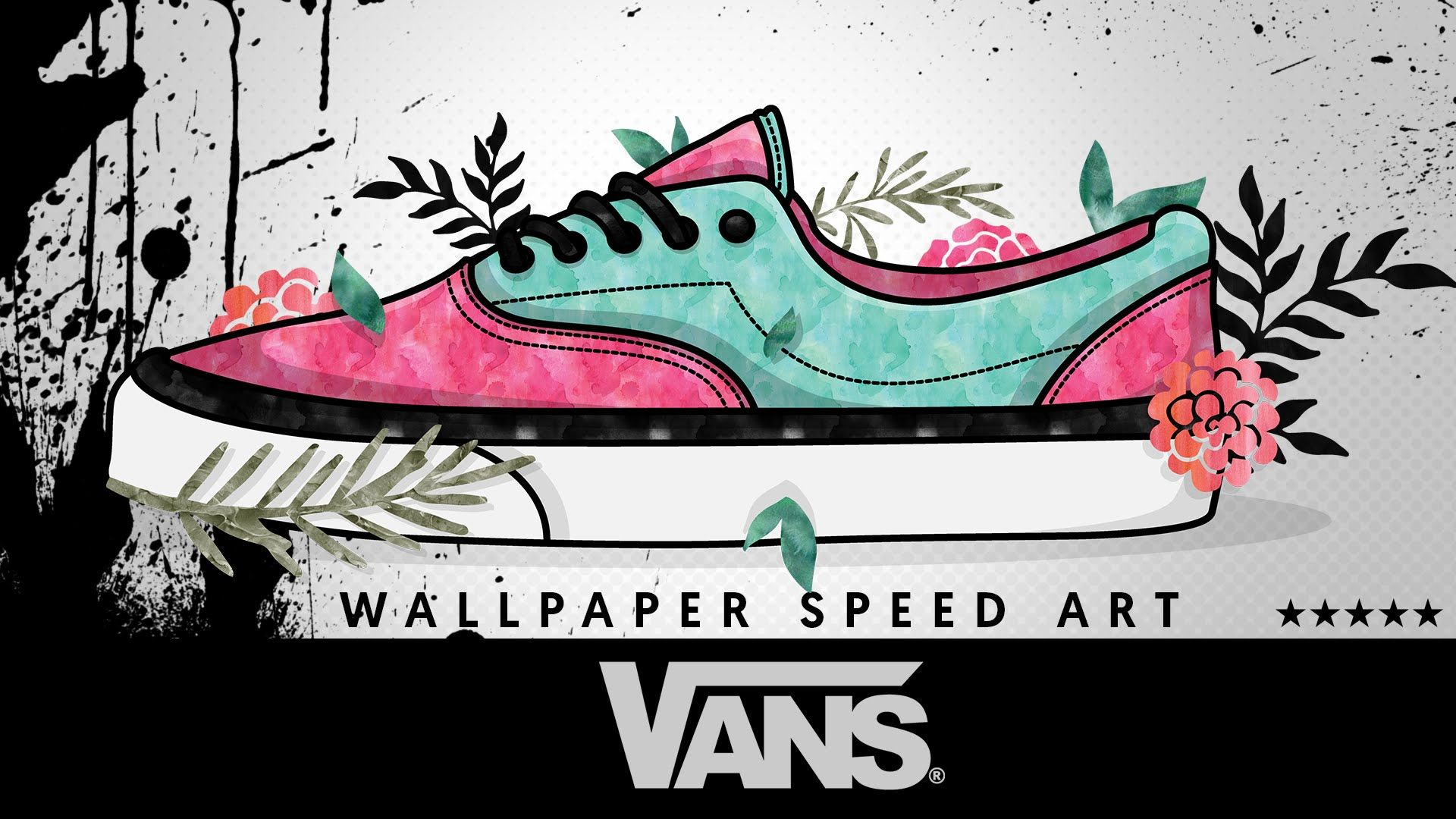 Zapatos Vans Wallpaper HD