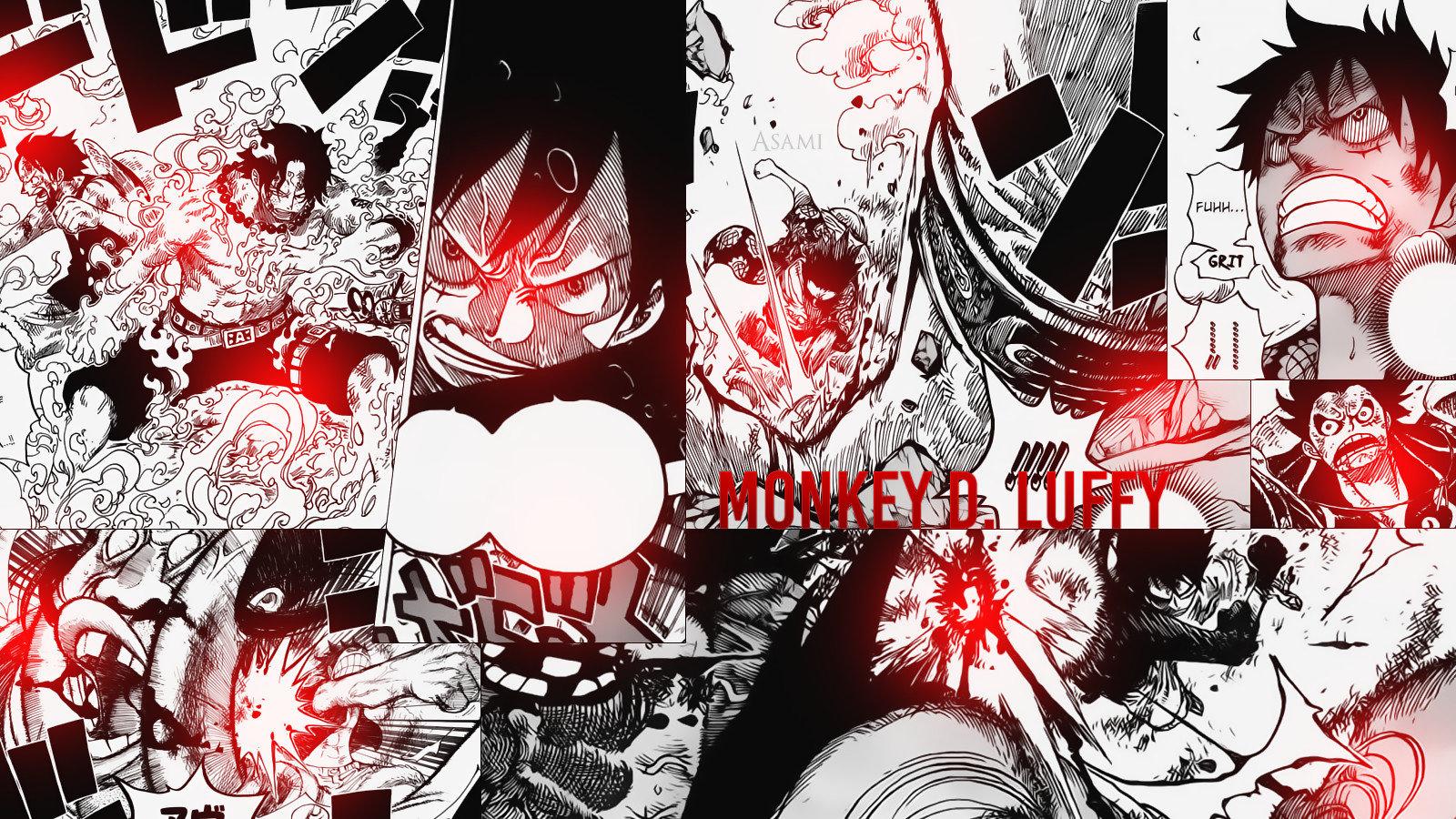 Fondos De Pantalla De One Piece Fondosmil