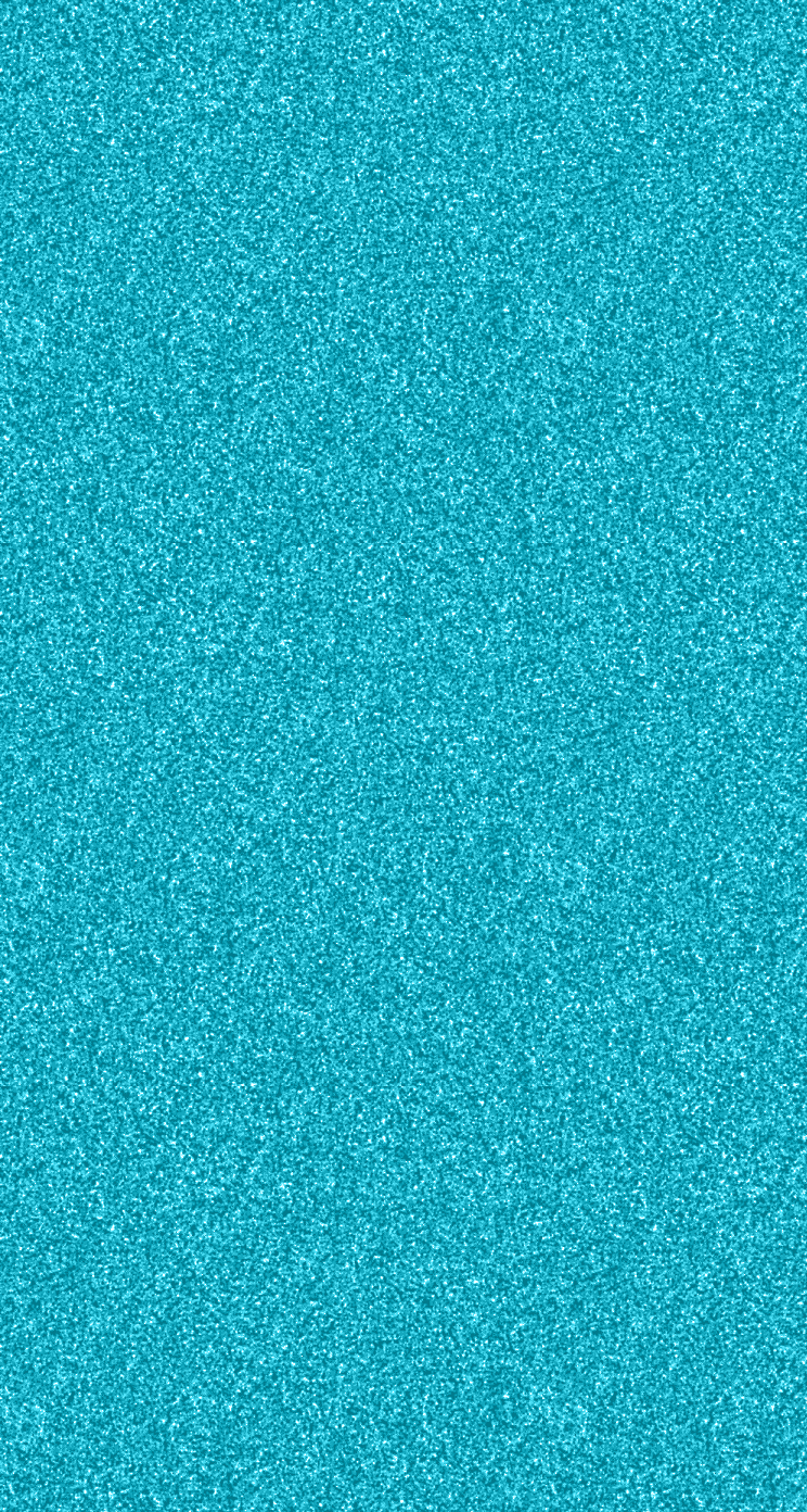 744x1392 Teal Aqua Turquoise Glitter, Sparkle, Glow Phone Wallpaper
