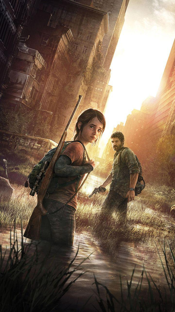 Fondo de pantalla de The Last of Us 720x1280