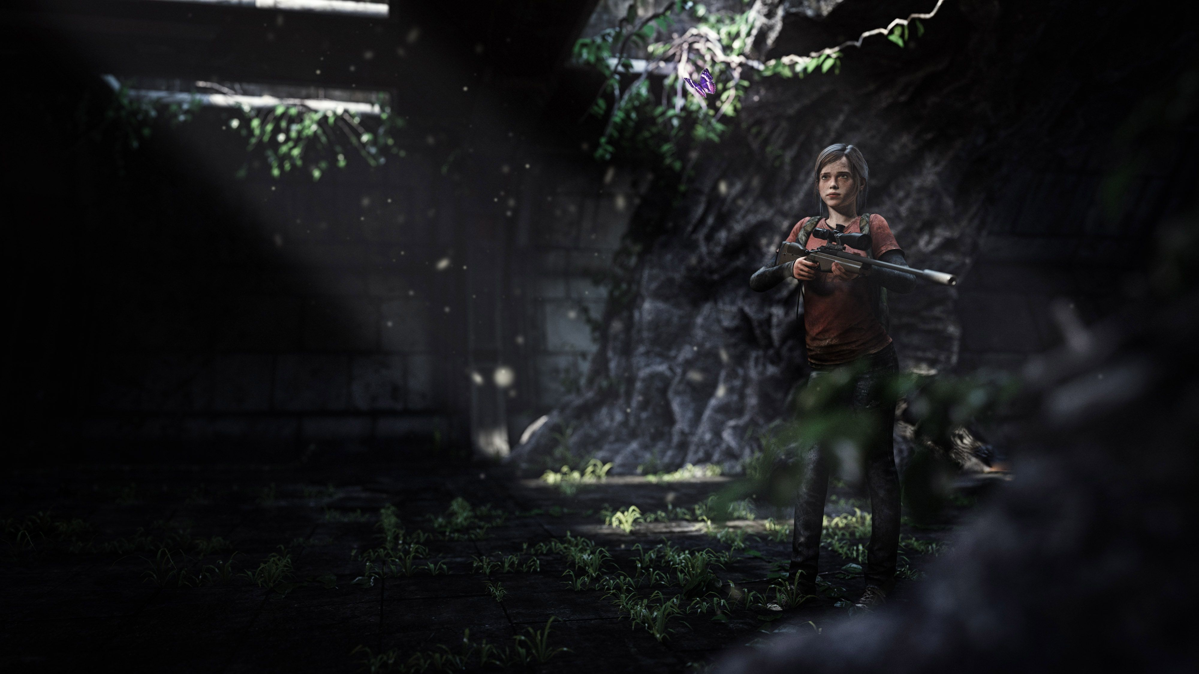 Fondo de pantalla de The Last of Us 4000x2250