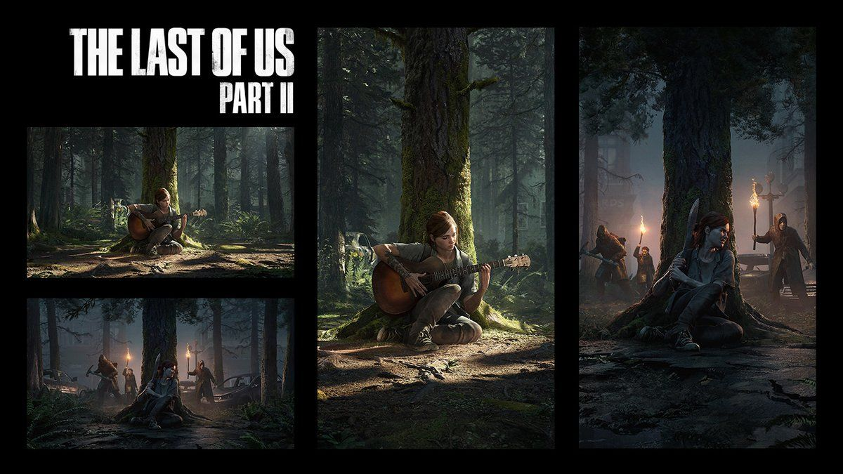 Fondo de pantalla de The Last of Us 1200x675