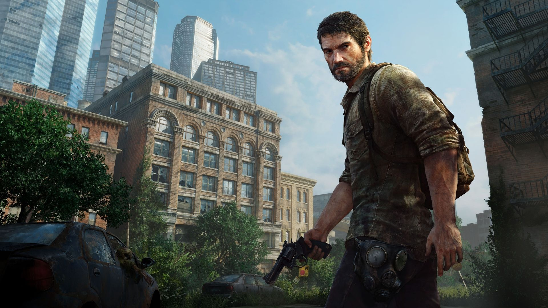 Fondo de pantalla de The Last of Us 1920x1080