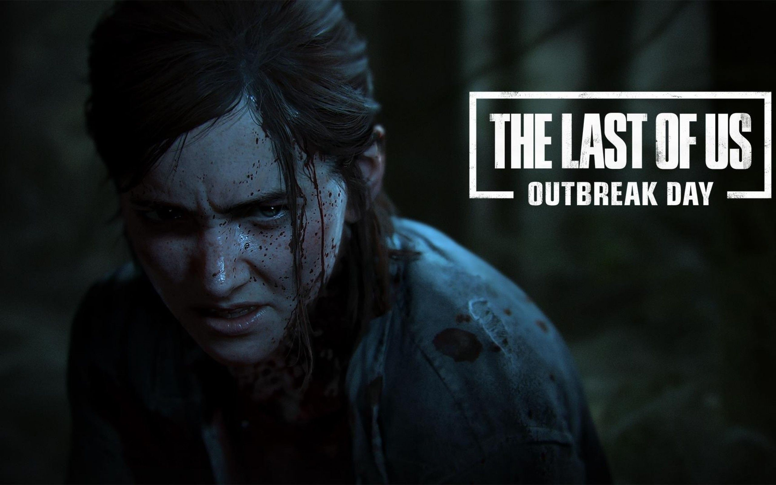 Fondo de pantalla de The Last of Us 2560x1600