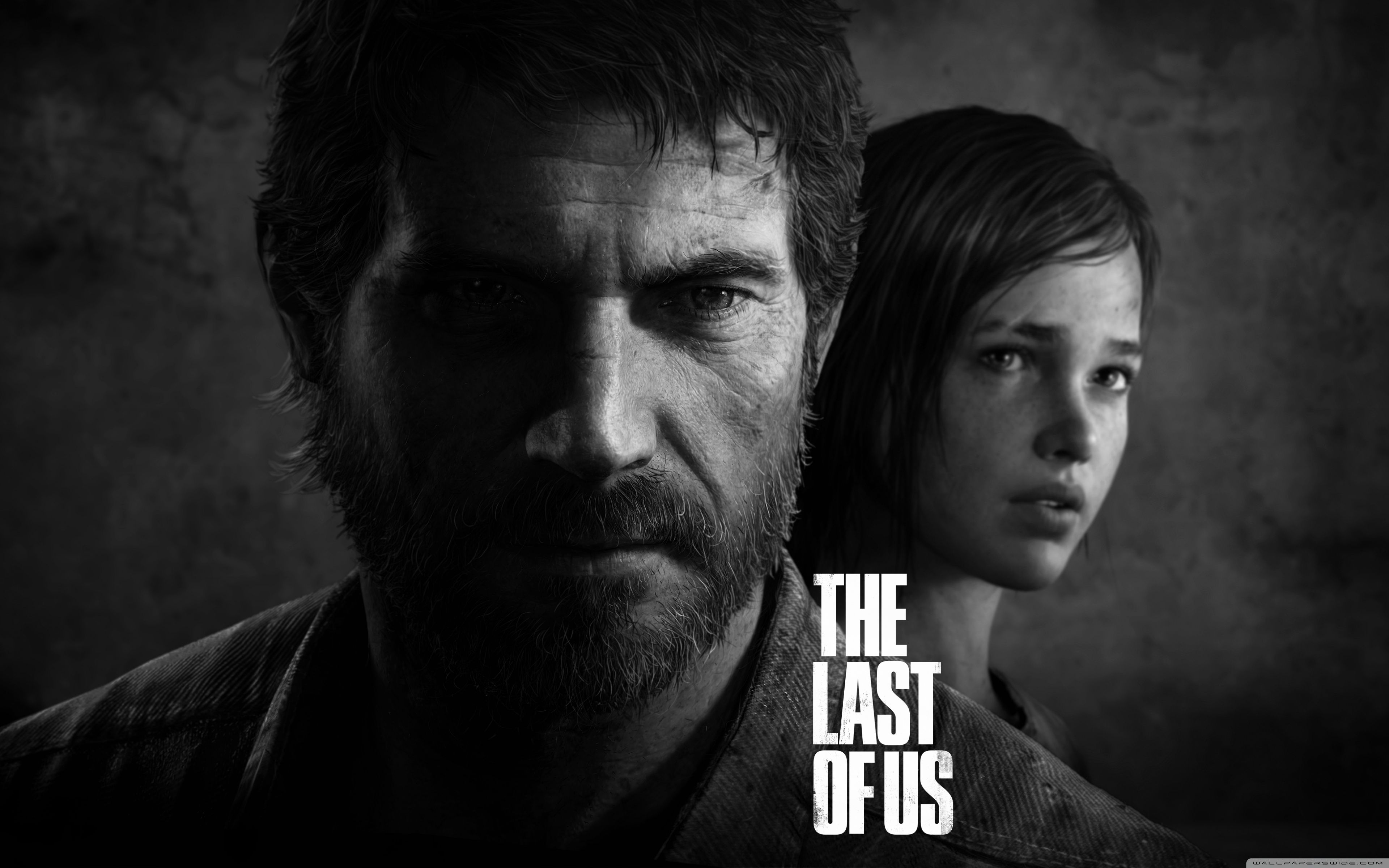 Fondo de pantalla de The Last of Us 3840x2400