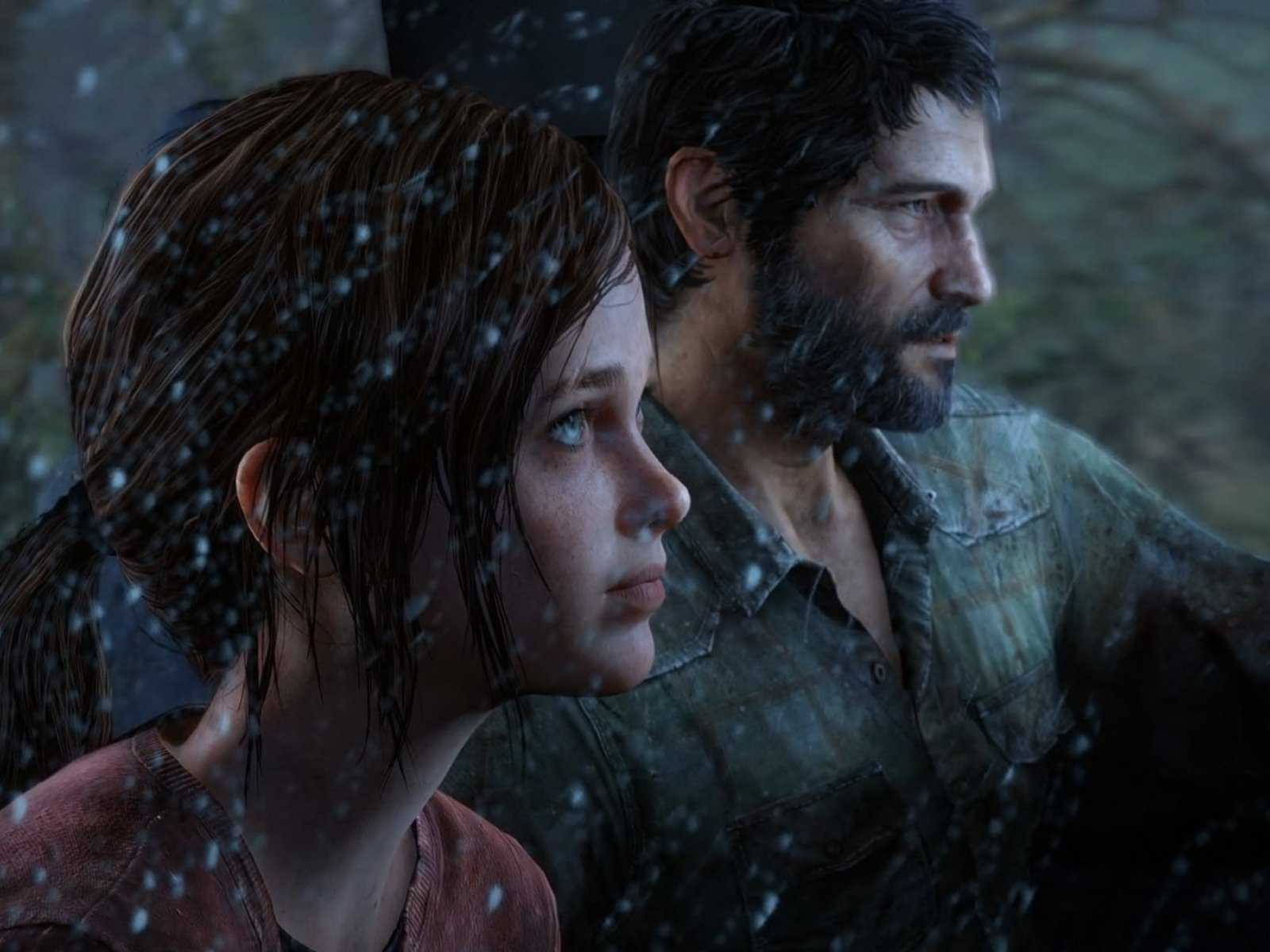 Fondo de pantalla de The Last of Us 1600x1200