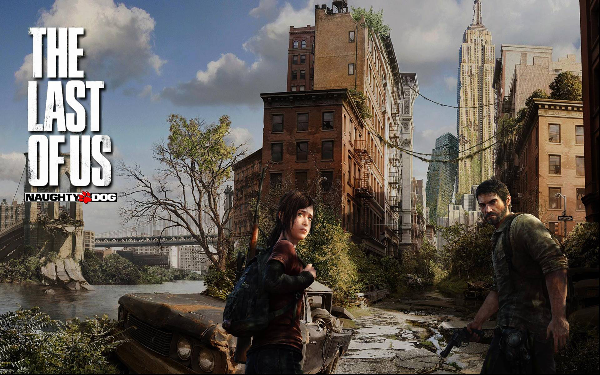 Fondo de pantalla de The Last of Us 1920x1200