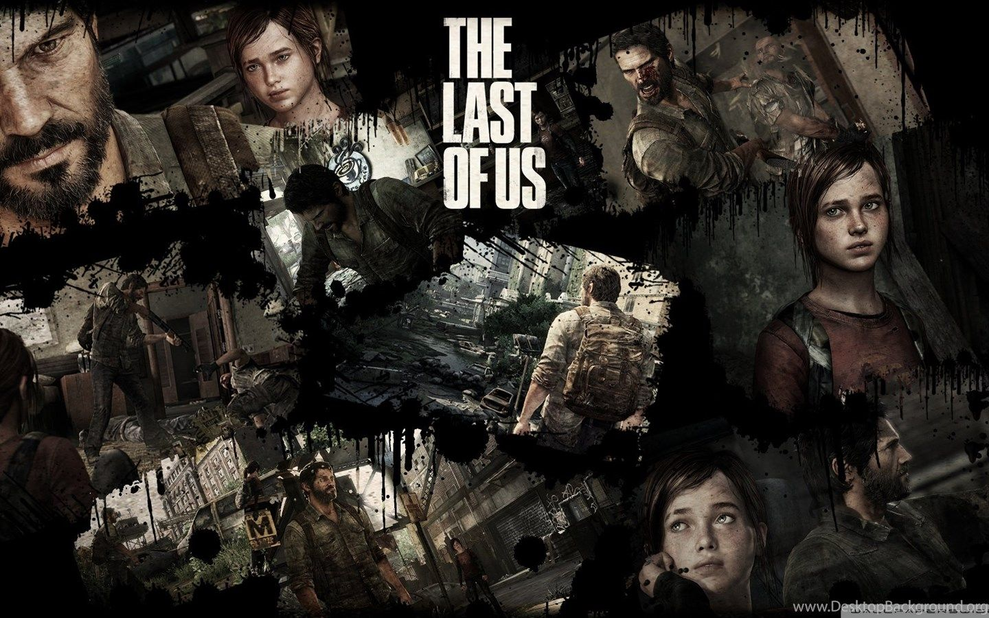 Fondo de pantalla de The Last of Us 1440x900
