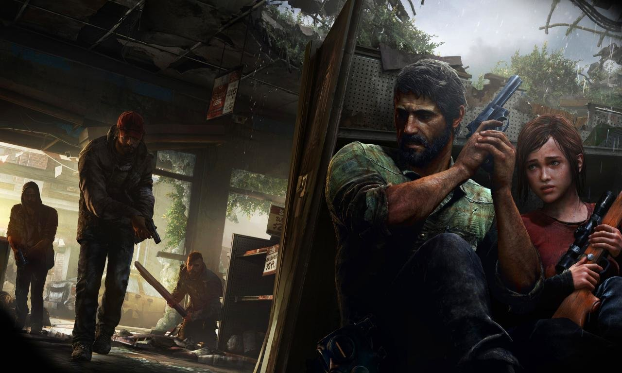 Fondo de pantalla de The Last of Us 1280x768