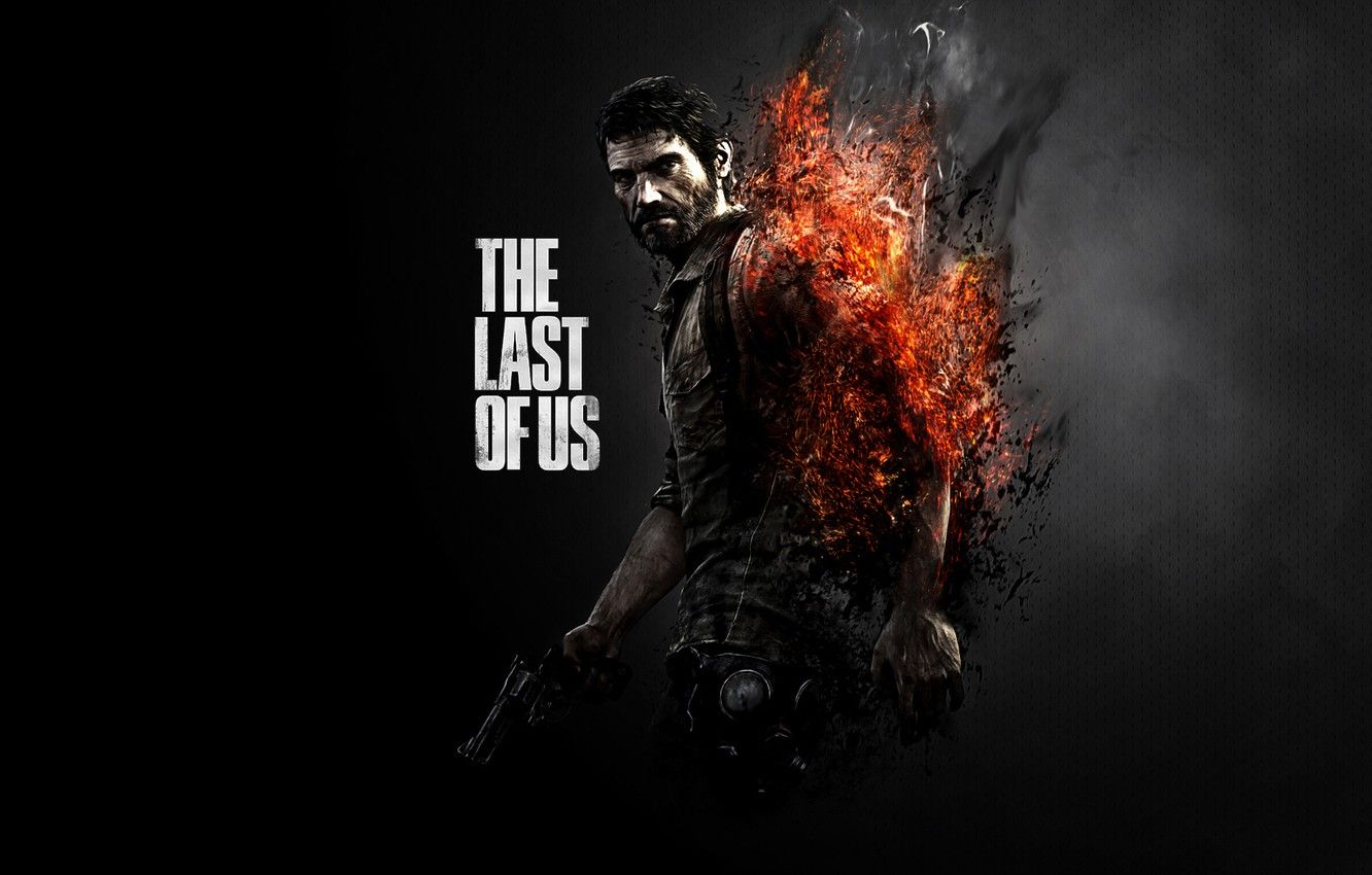 Fondo de pantalla de The Last of Us 1332x850